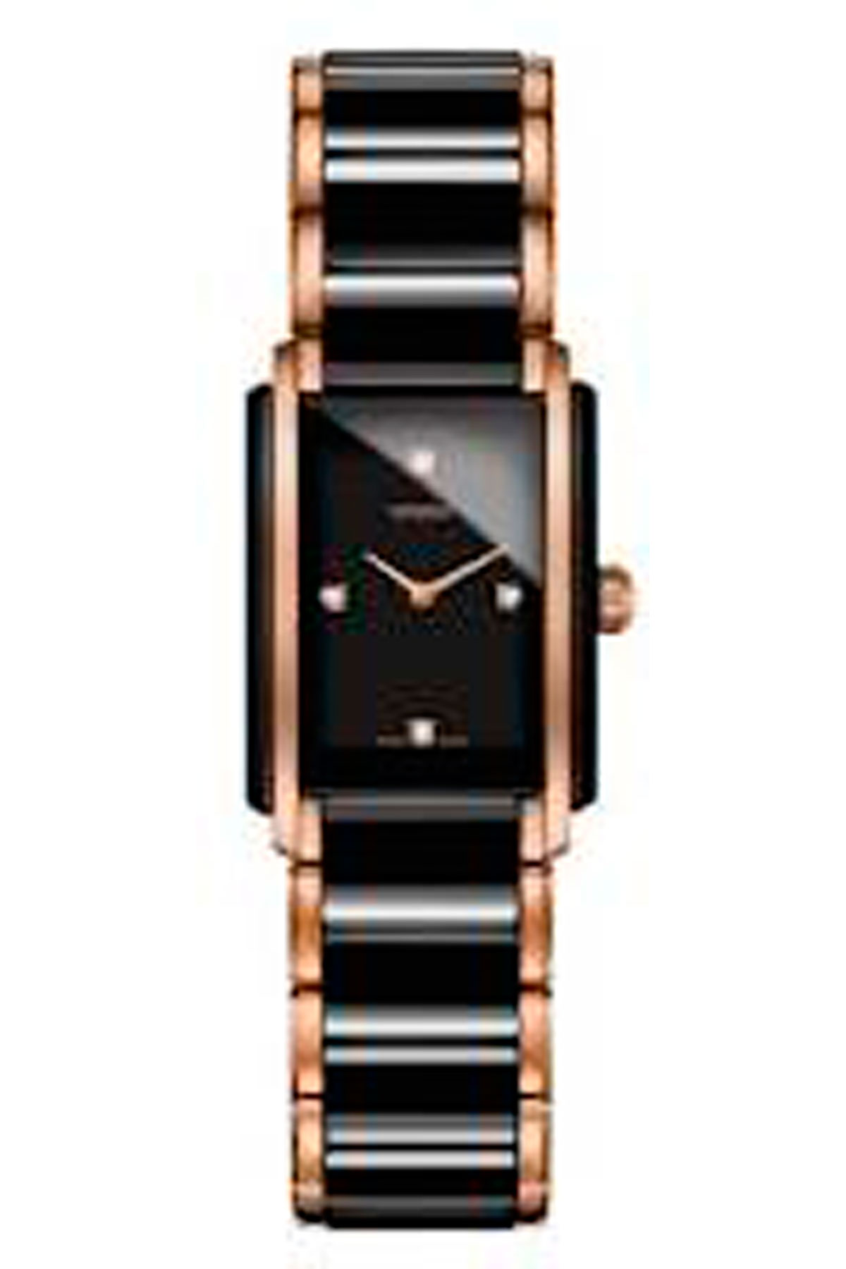 Rado Watch for Women, Add To Wishlistsend Via Emailshare This Watch Integral, Black, High-Tech Ceramic, 2019