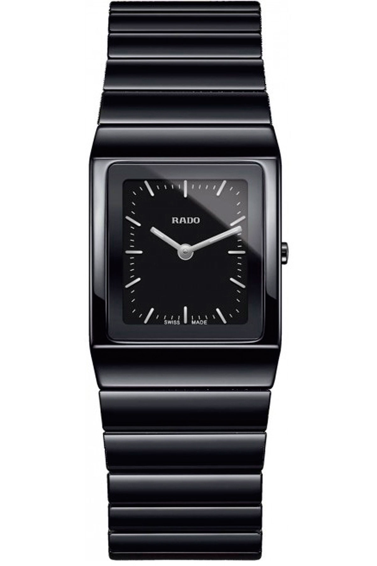 Rado Watch for Women, Black, High-Tech Ceramic, 2019