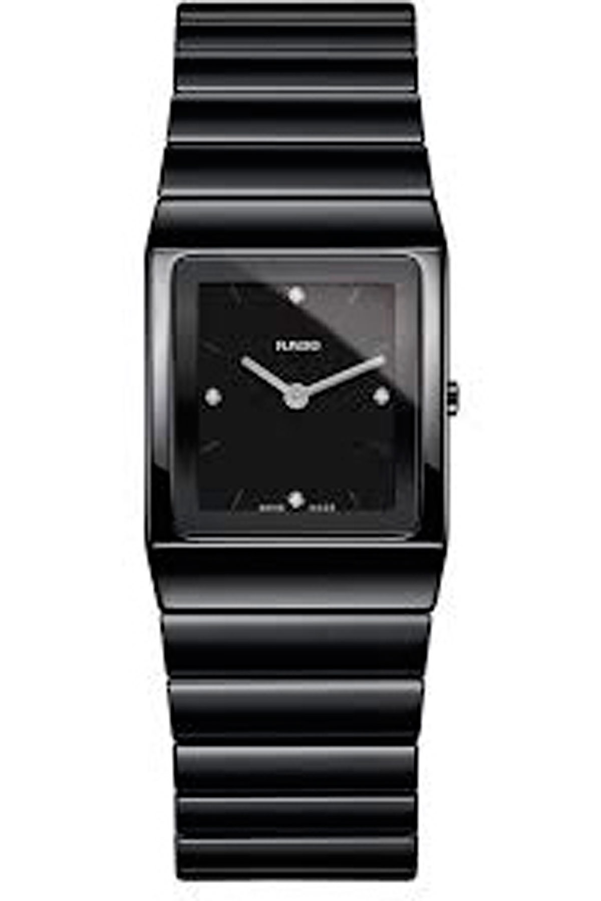 Rado Watch for Women, Ceramica, Black, High-Tech Ceramic, 2019