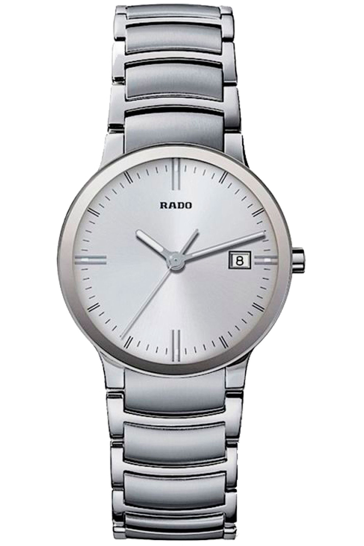 Rado Watch for Women, Silver, Stainless Steel, 2019