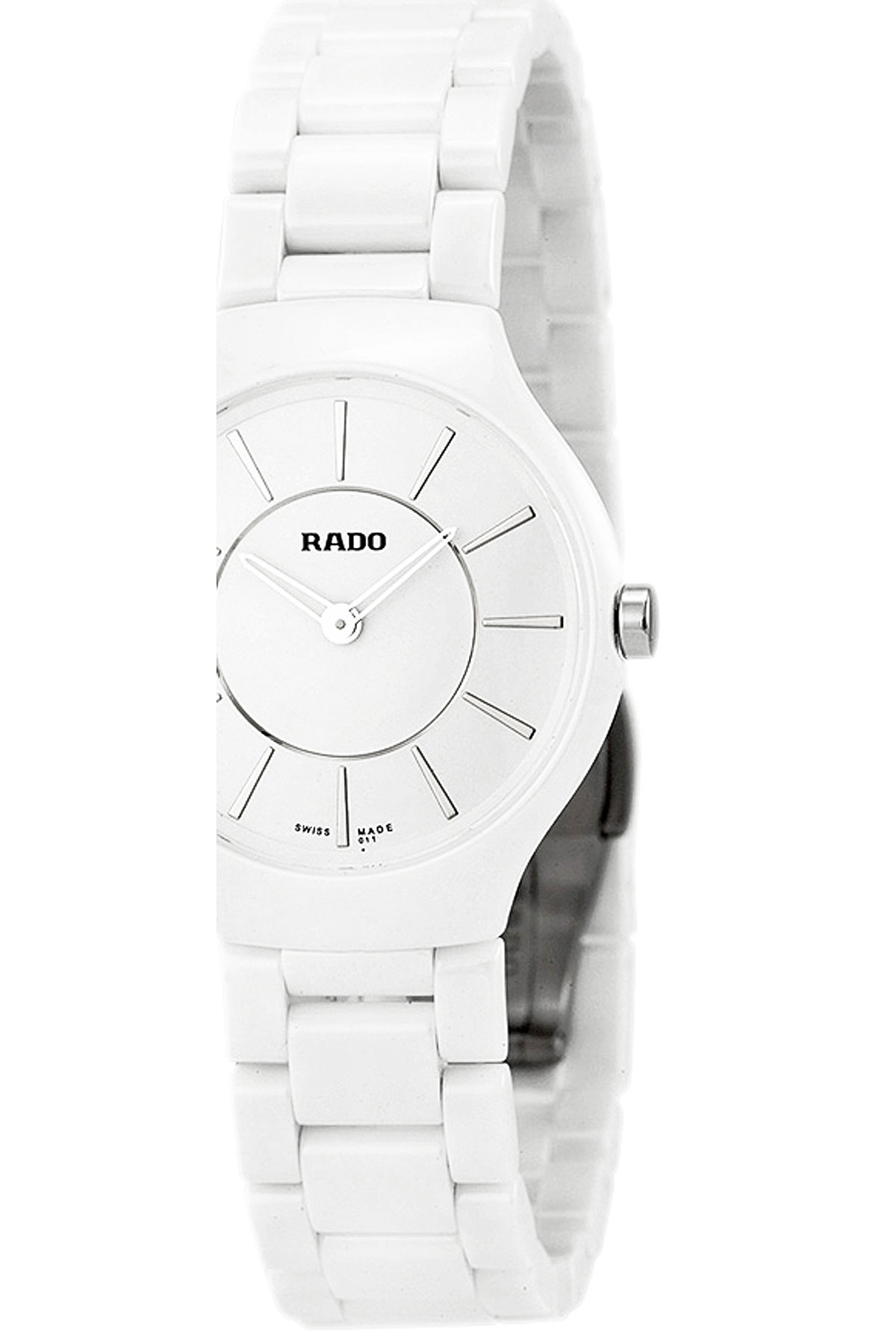 Rado Womens Jewelry, White, Ceramic, 2019