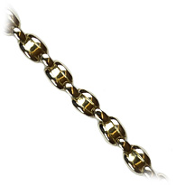 Buy Italian Finest Mens Bracelets - 18 Ct Yellow Gold - varmbrac-bu13, Mens Bracelets online.