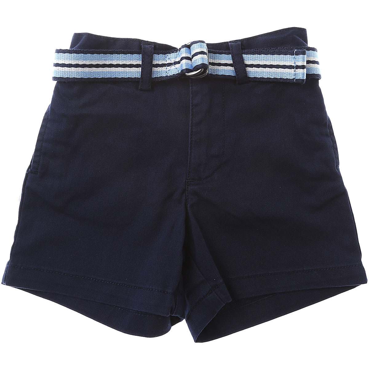 Ralph Lauren Baby Shorts for Boys On Sale in Outlet, navy, Cotton, 2019, 9 M 9M
