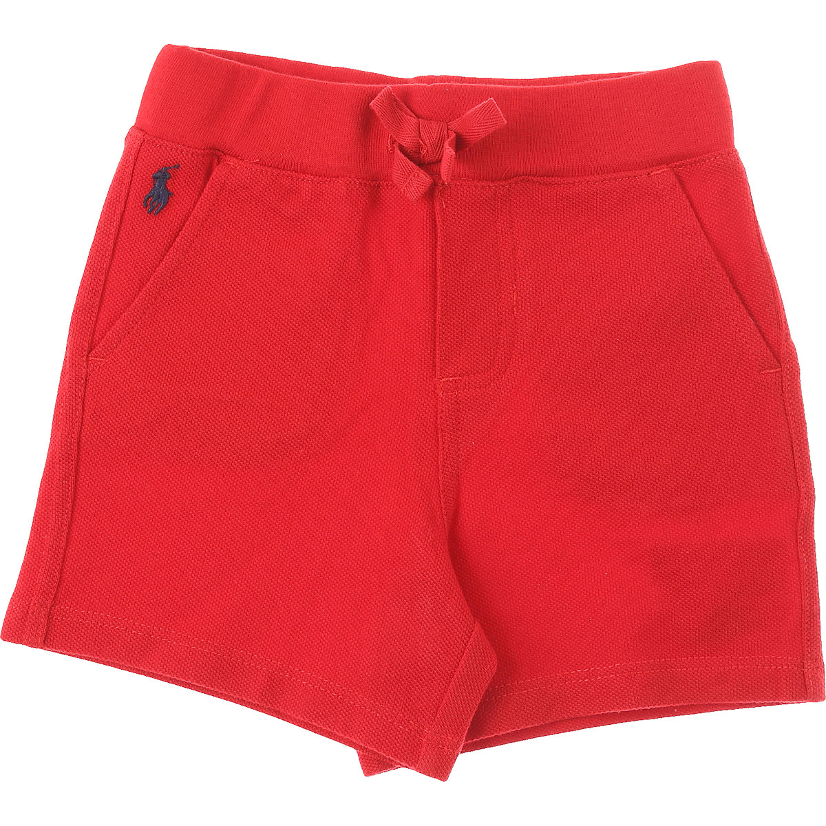 Ralph Lauren Baby Shorts for Boys On Sale, Red, Cotton, 2019, 12 M 18 M 2Y 6M 9 M