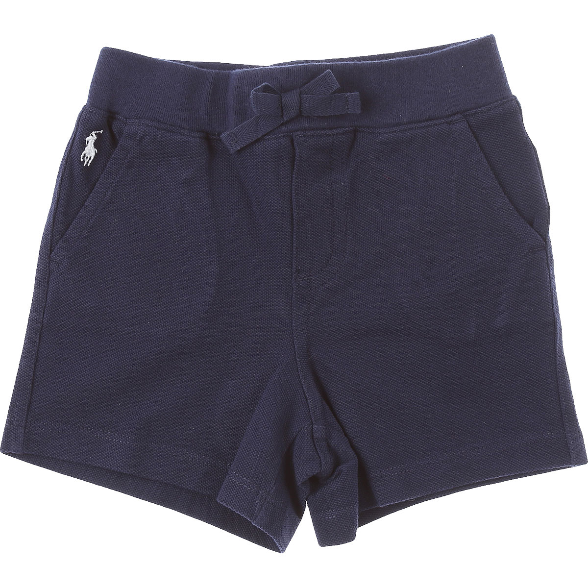 Ralph Lauren Baby Shorts for Boys On Sale, nav, Cotton, 2019, 18 M 2Y 6M 9 M