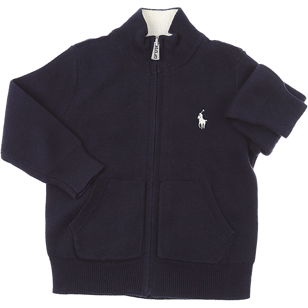 Ralph Lauren Baby Sweaters for Boys On Sale, navy, Cotton, 2019, 12 M 18M 2Y 6M 9M
