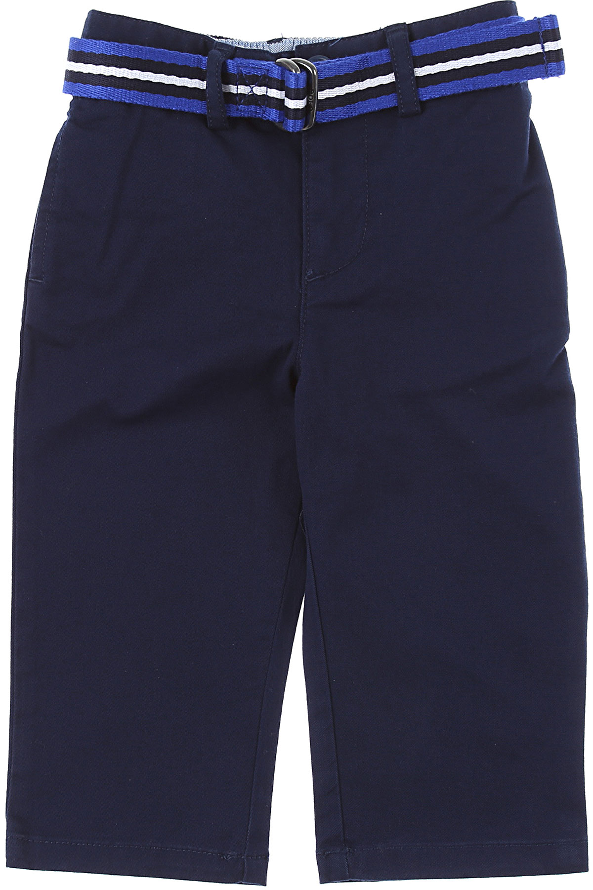 Ralph Lauren Baby Pants for Boys On Sale, navy, Cotton, 2019, 12 M 18 M 2Y 3M