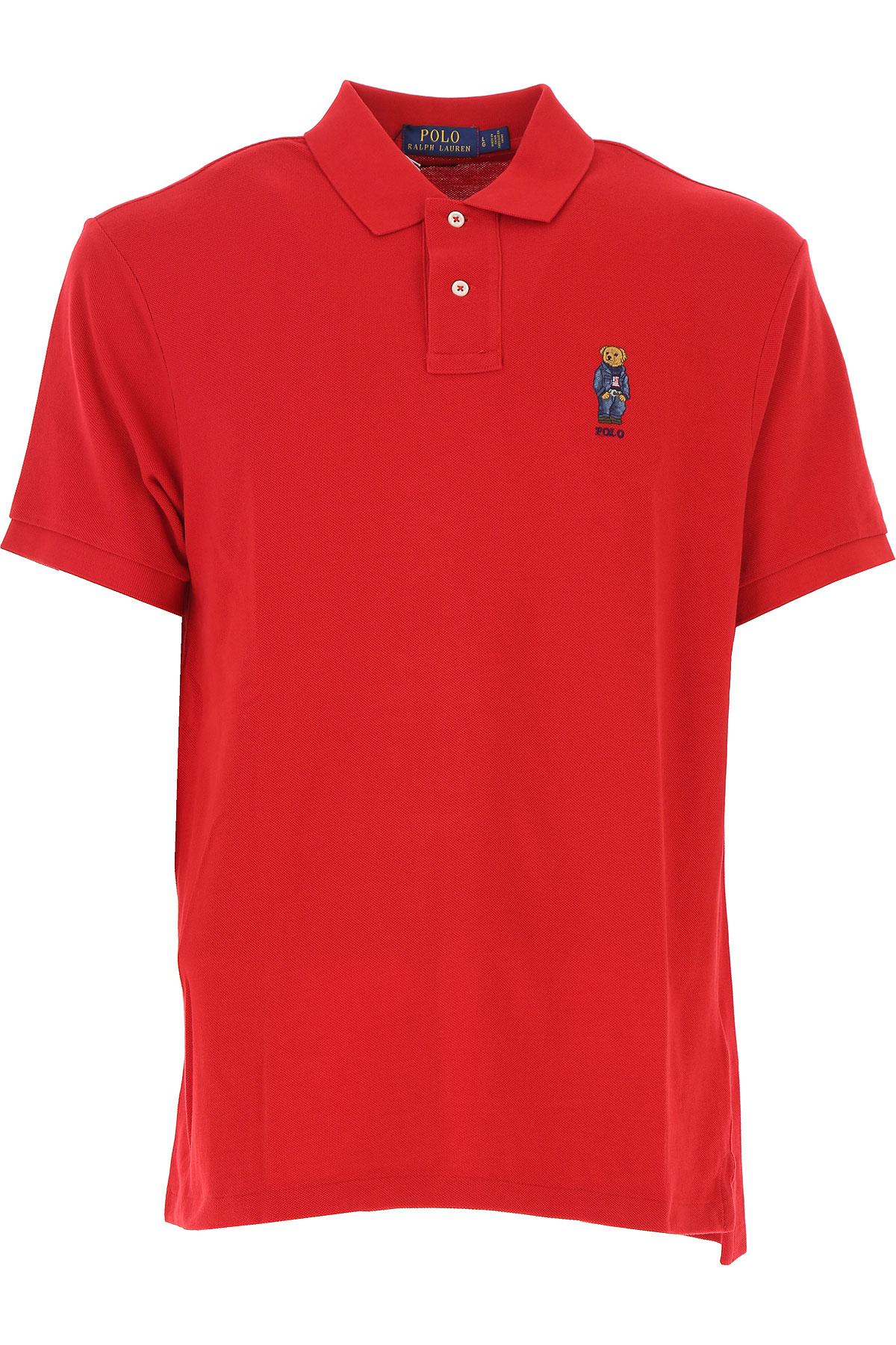 caf1d7bba7b5a9 ... discount ralph lauren polohemd für herren polo hemd polo shirt rot  82023 7c6b8