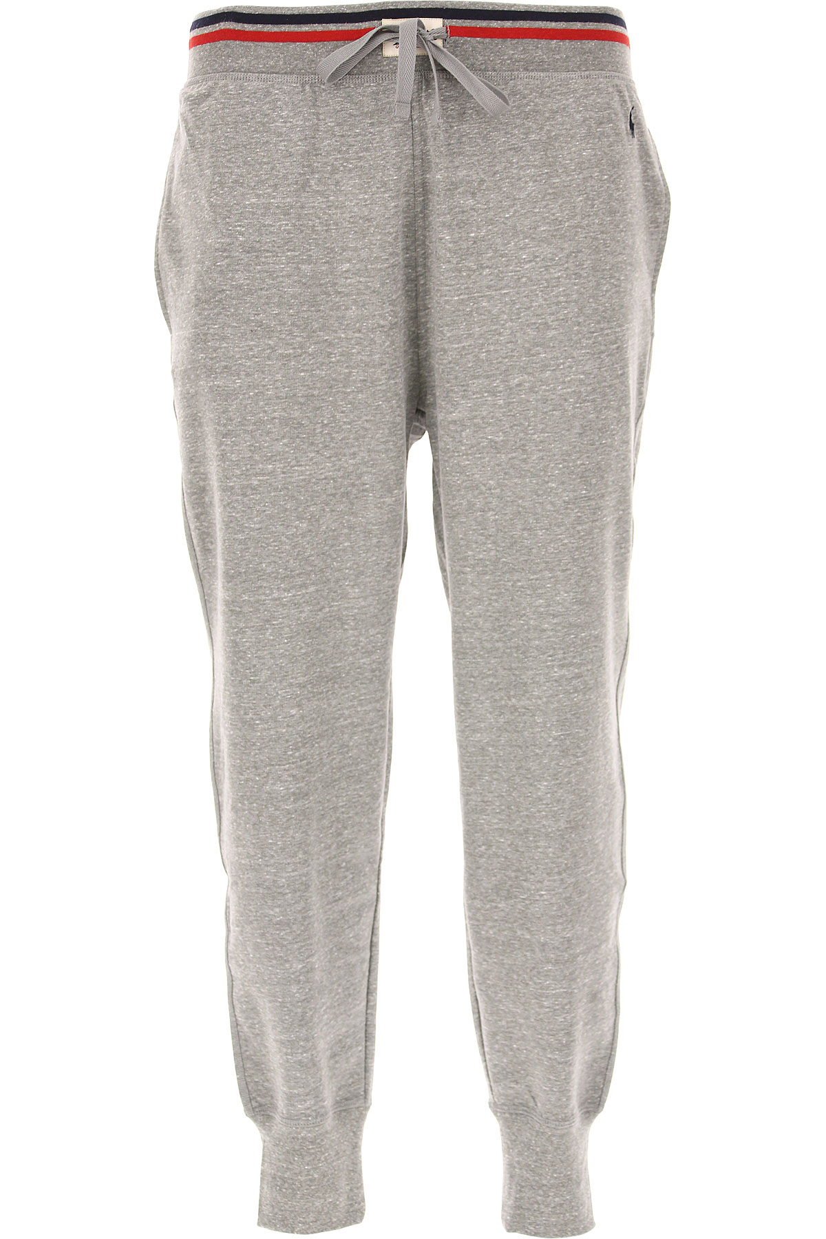 Ralph Lauren Pants for Men, Grey Heather, polyester, 2017, L L M M XL USA-438507