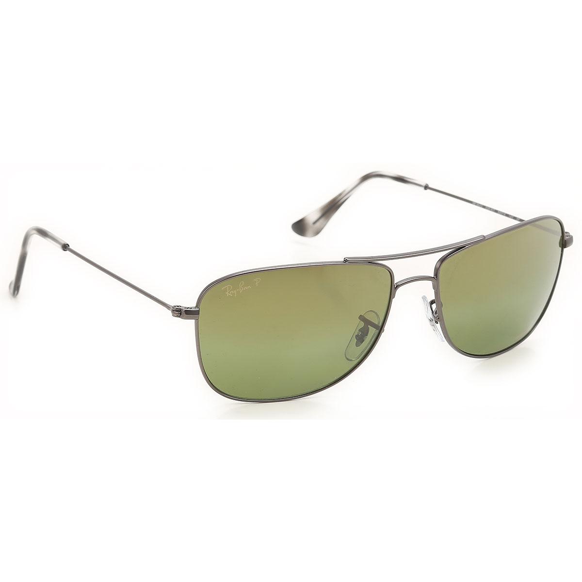 Ray Ban Sunglasses On Sale, Ruthenium, 2019