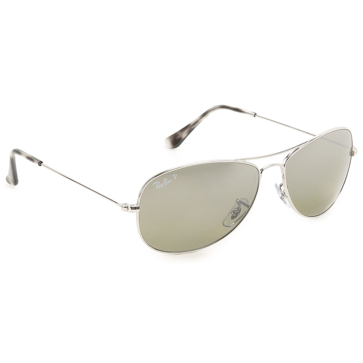 Ray Ban Sunglasses On Sale, Silver, 2019