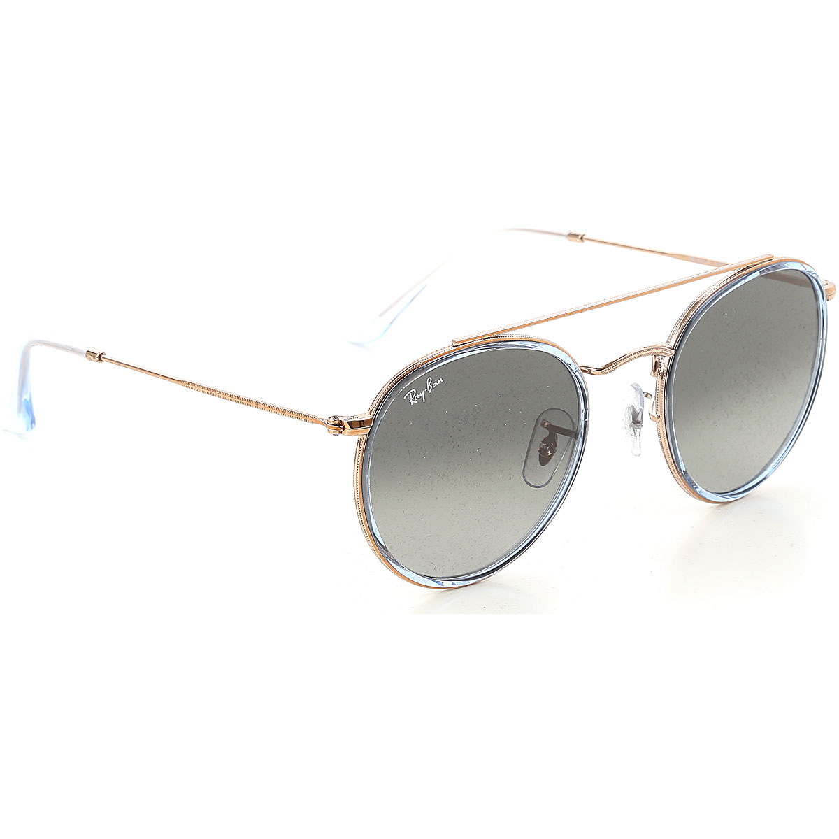 Ray Ban Sunglasses On Sale, Rose Gold, 2019