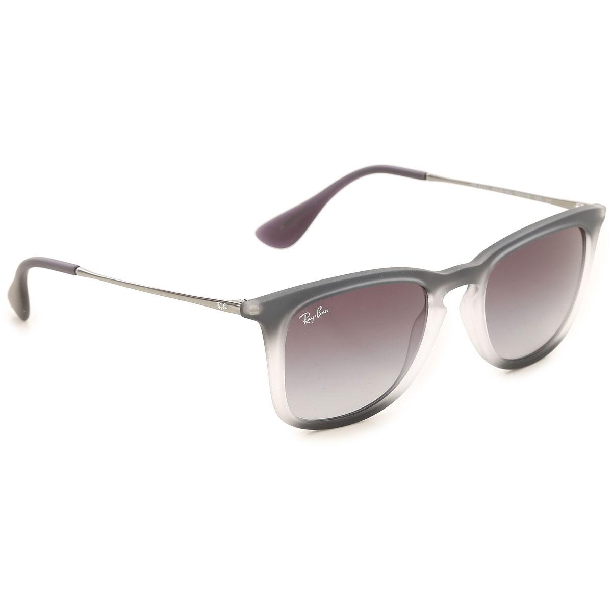 Ray Ban Sunglasses On Sale, Shaded Grey, 2019