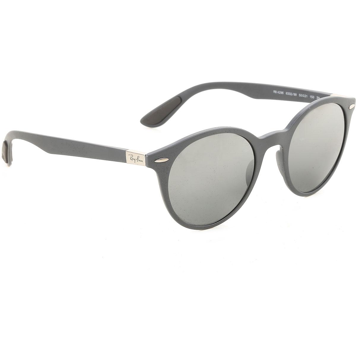 Ray Ban Sunglasses On Sale, Matt Grey, 2019