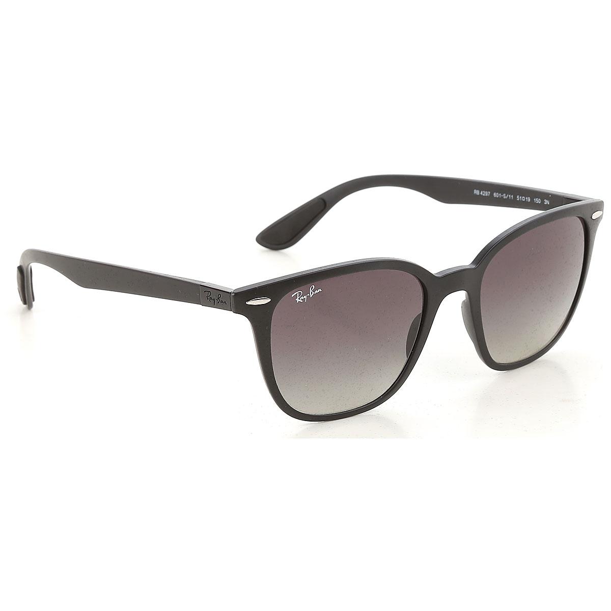Ray Ban Sunglasses On Sale, Matte Black, 2019