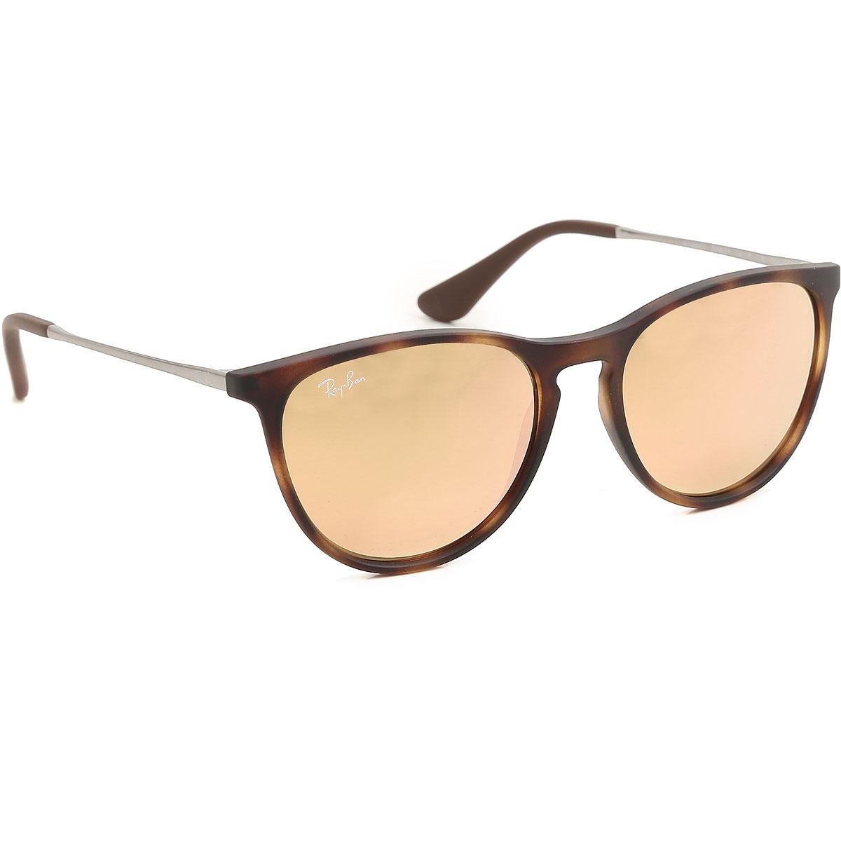 Image of Ray Ban Junior Kids Sunglasses for Girls On Sale, Matt Havana, 2017