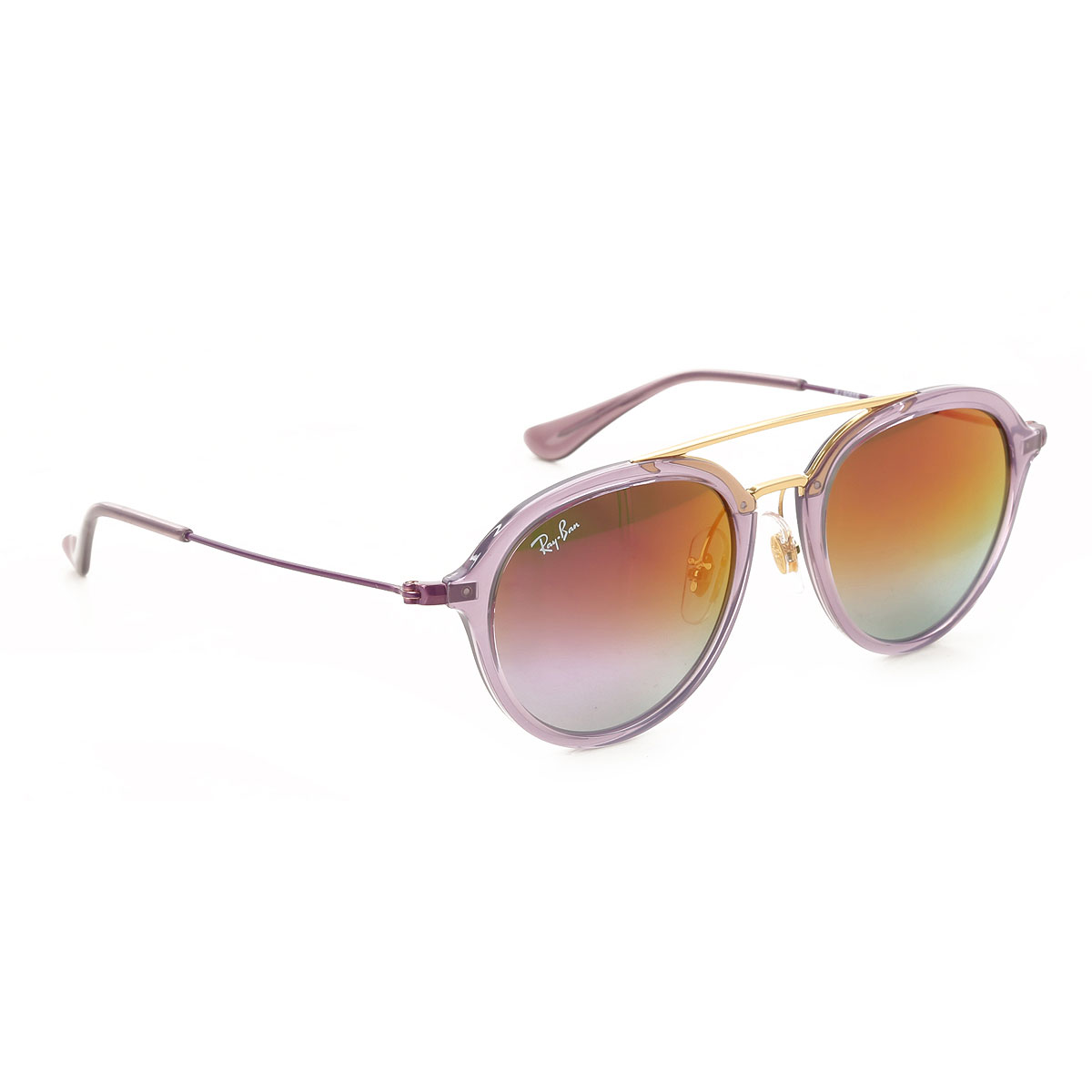 Image of Ray Ban Junior Girls Clothing On Sale, Lilac, 2017