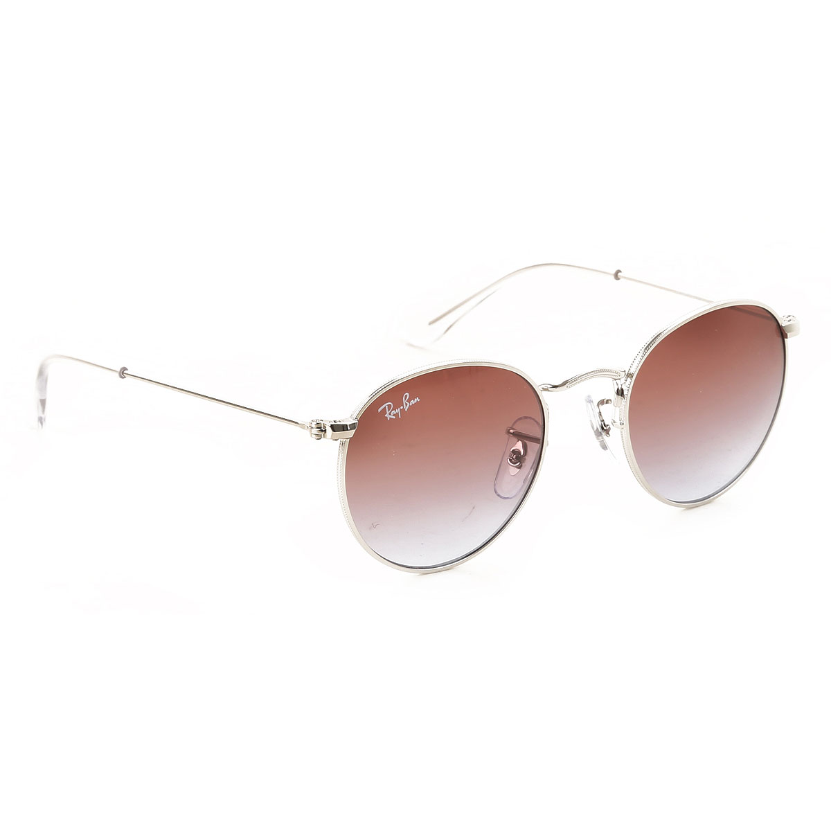 Image of Ray Ban Junior Kids Sunglasses for Girls On Sale, Silver, 2017