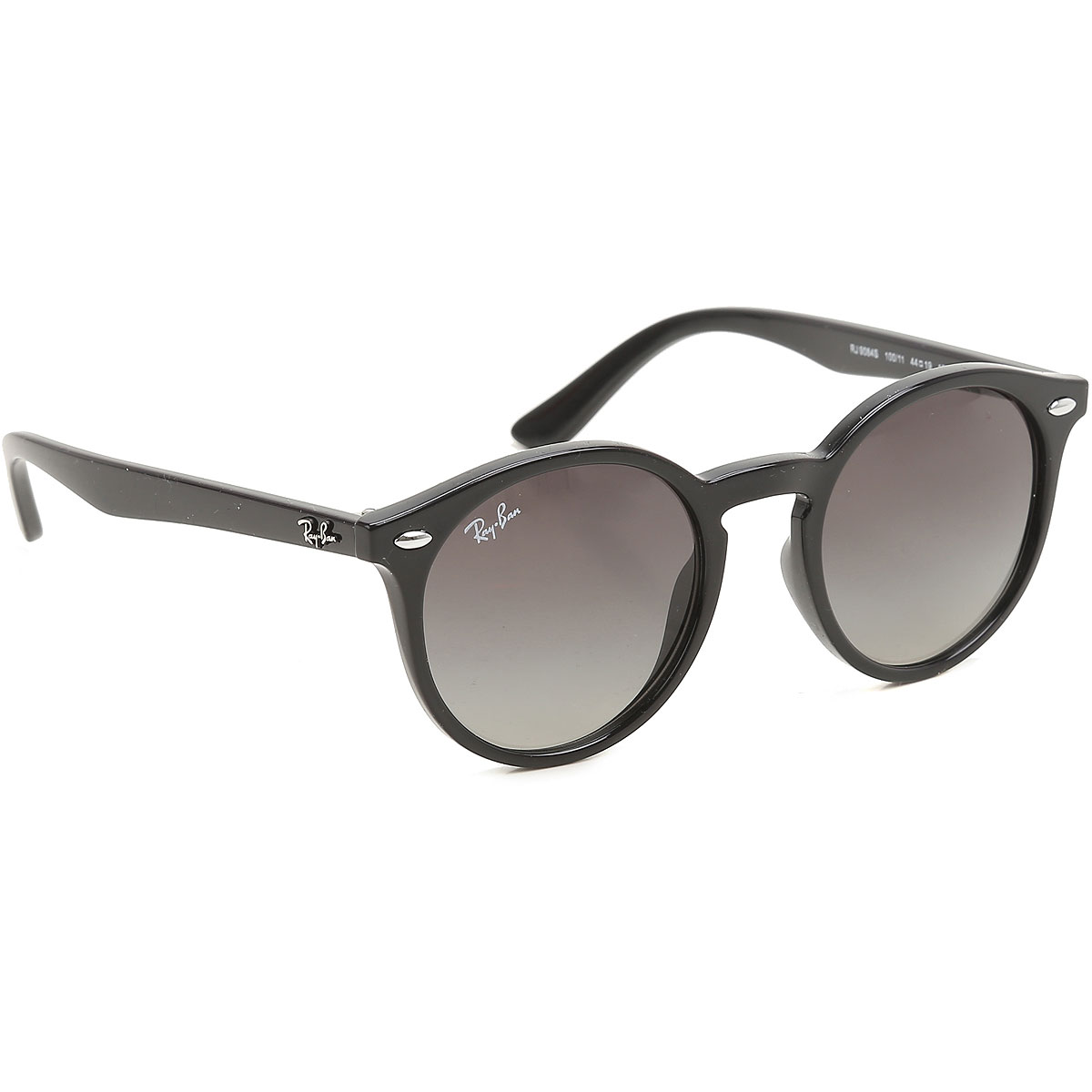 Image of Ray Ban Junior Kids Sunglasses for Boys On Sale, Black, 2017