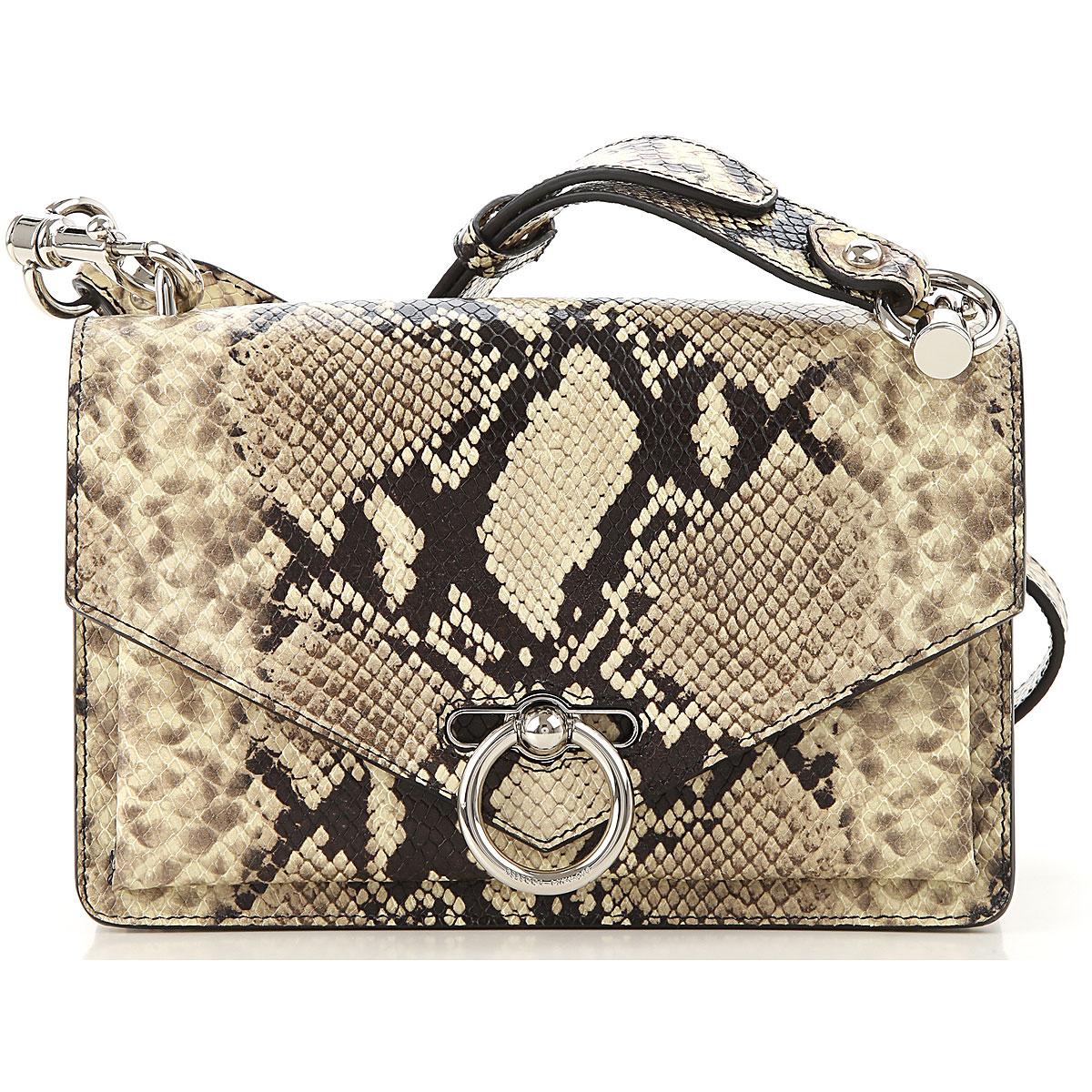 Rebecca Minkoff Shoulder Bag for Women On Sale, Butter, Leather, 2019