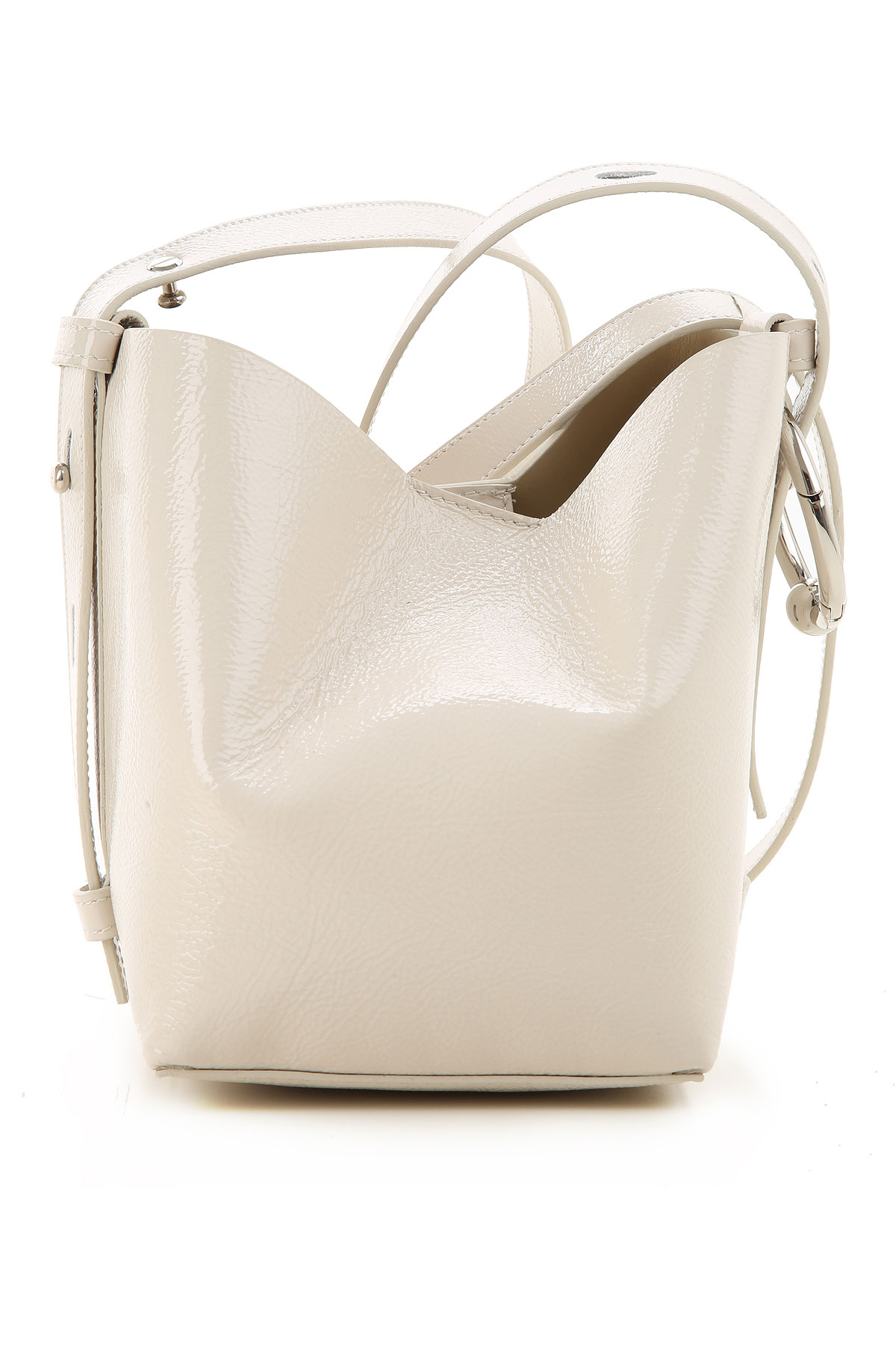Rebecca Minkoff Shoulder Bag for Women On Sale, Clay, Patent Leather, 2019
