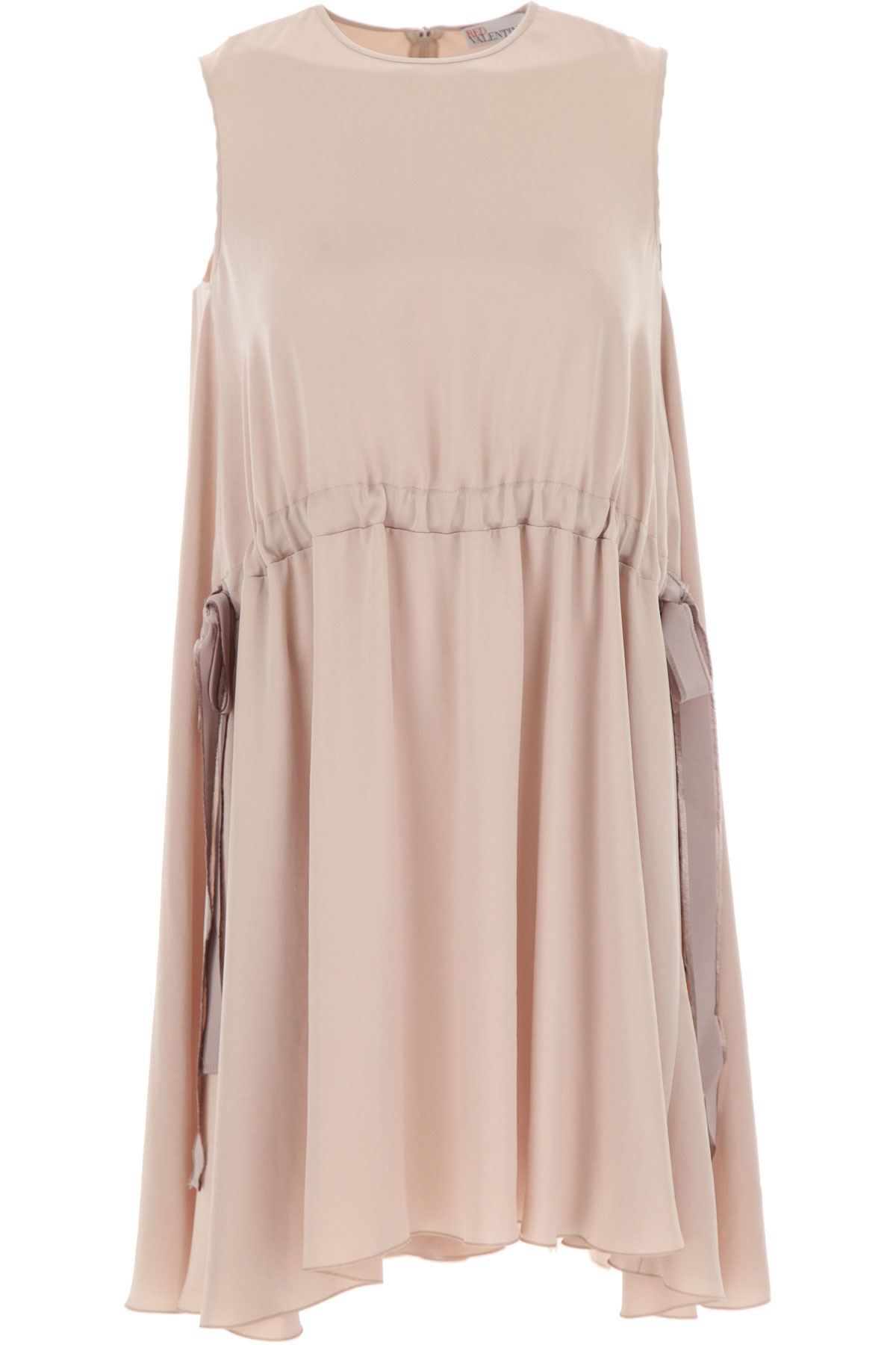 RED Valentino Dress for Women, Evening Cocktail Party On Sale, Angel Skin, polyestere, 2019, 2 4 6