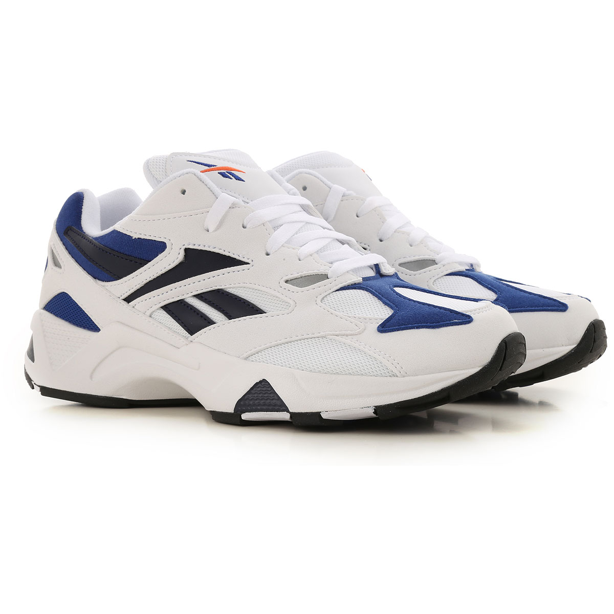 Reebok Sneakers for Men On Sale, White, Leather, 2019, 9