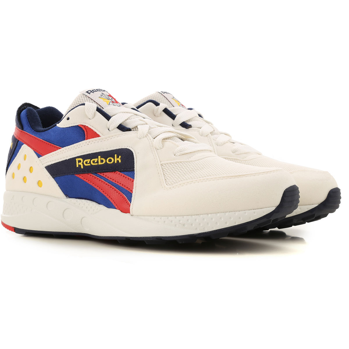Reebok Sneakers for Men On Sale, Chalk, Leather, 2019, 9