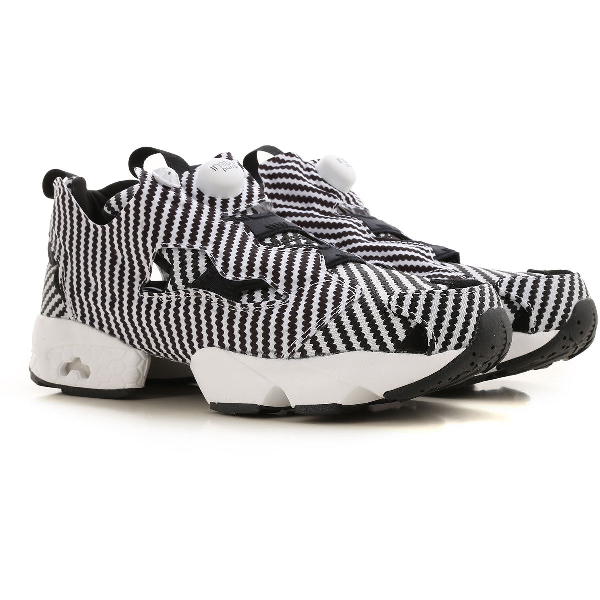 Reebok Sneakers for Men On Sale, Black, Nylon, 2019, 9
