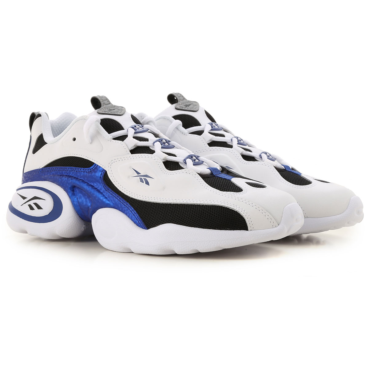Reebok Sneakers for Men On Sale, White, Leather, 2019, US 7 5 - UK 6 5 - EU 40 - JP 25.5 US 9 5 - UK 8 5 - EU 42 5 - JP 27 5 US 10 5 - UK 9 5 - EU 44