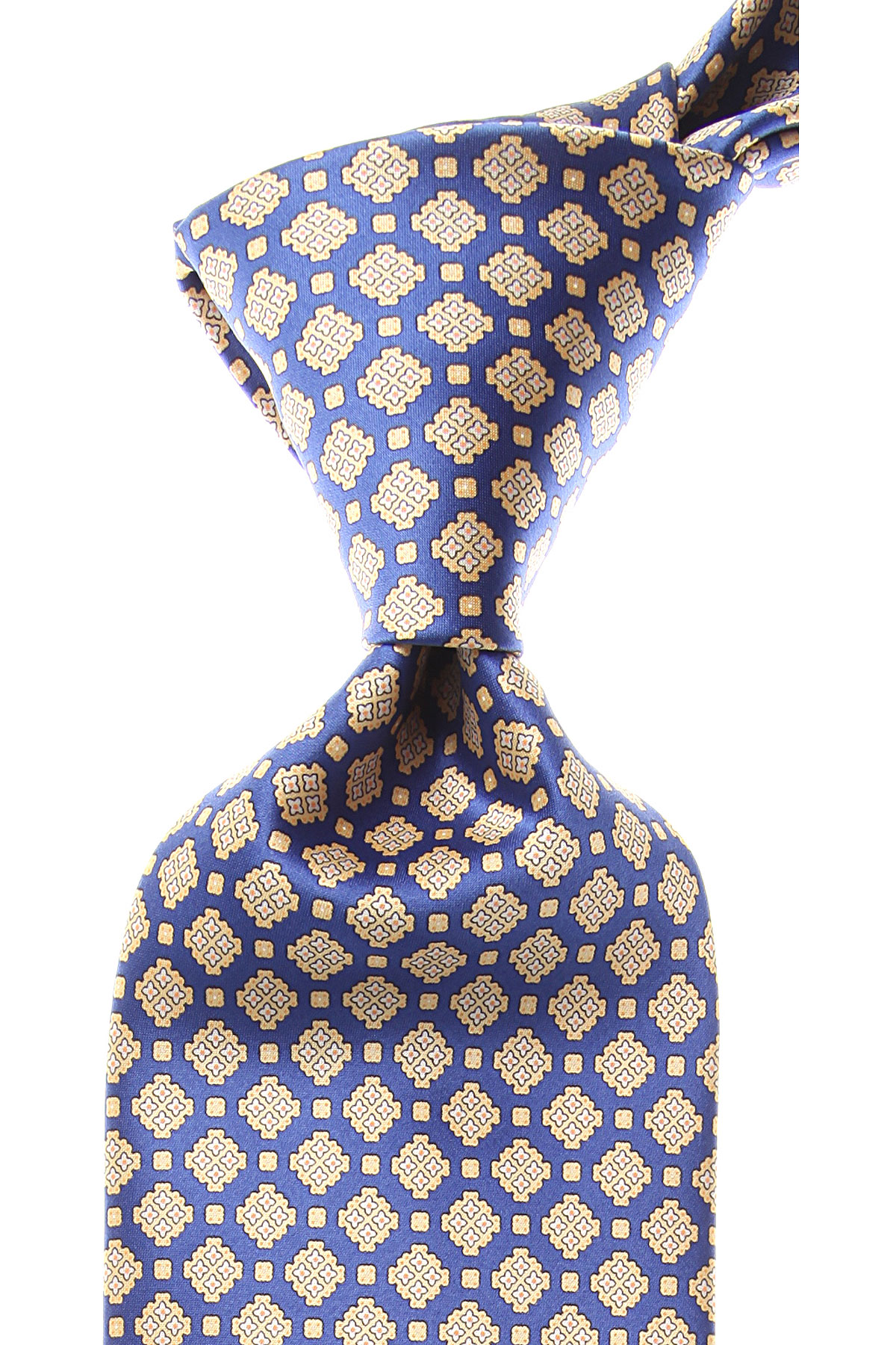 Image of Stefano Ricci Ties On Sale, Blue Royal, 2017