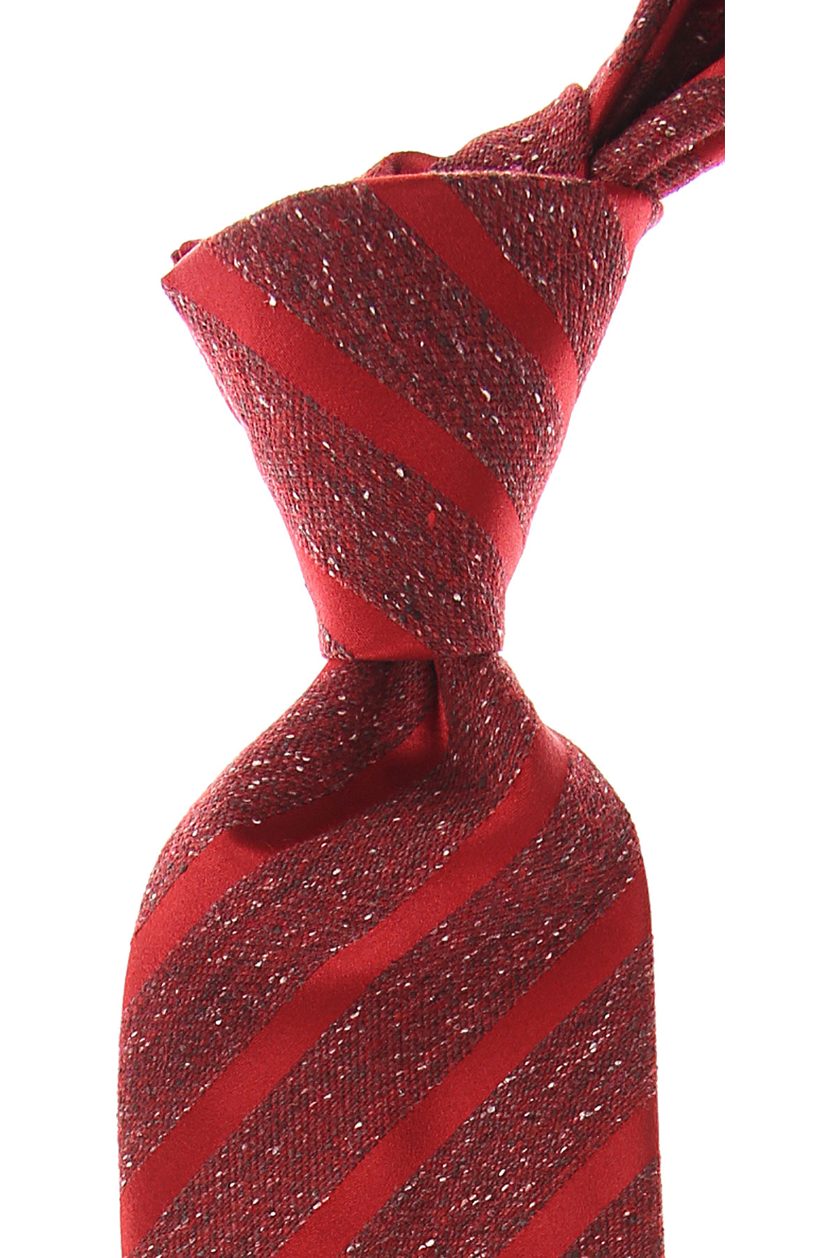 Stefano Ricci Ties On Sale, Bright Red, Silk, 2019