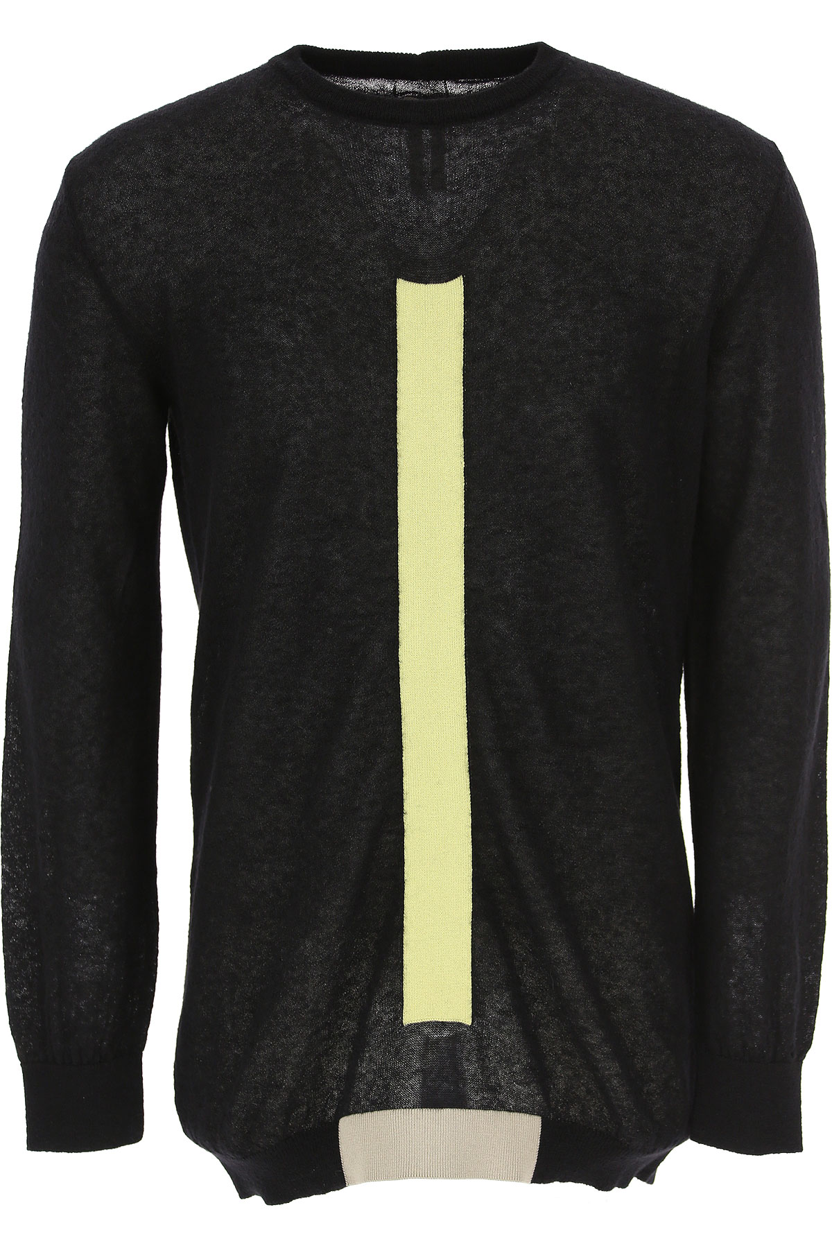 Rick Owens Sweater for Men Jumper On Sale in Outlet, Baby Alpaca, 2019
