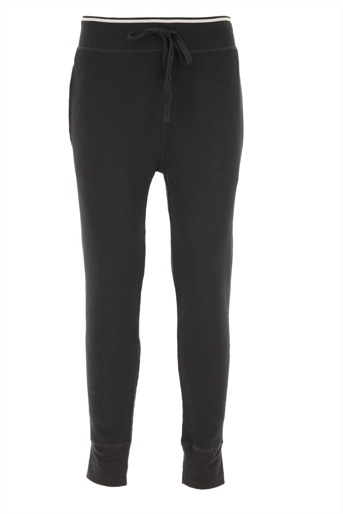 Ralph Lauren Loungewear for Men, Black, Cotton, 2019, XS (IT 2) S (IT 3) L (IT 5) XL (IT 6)