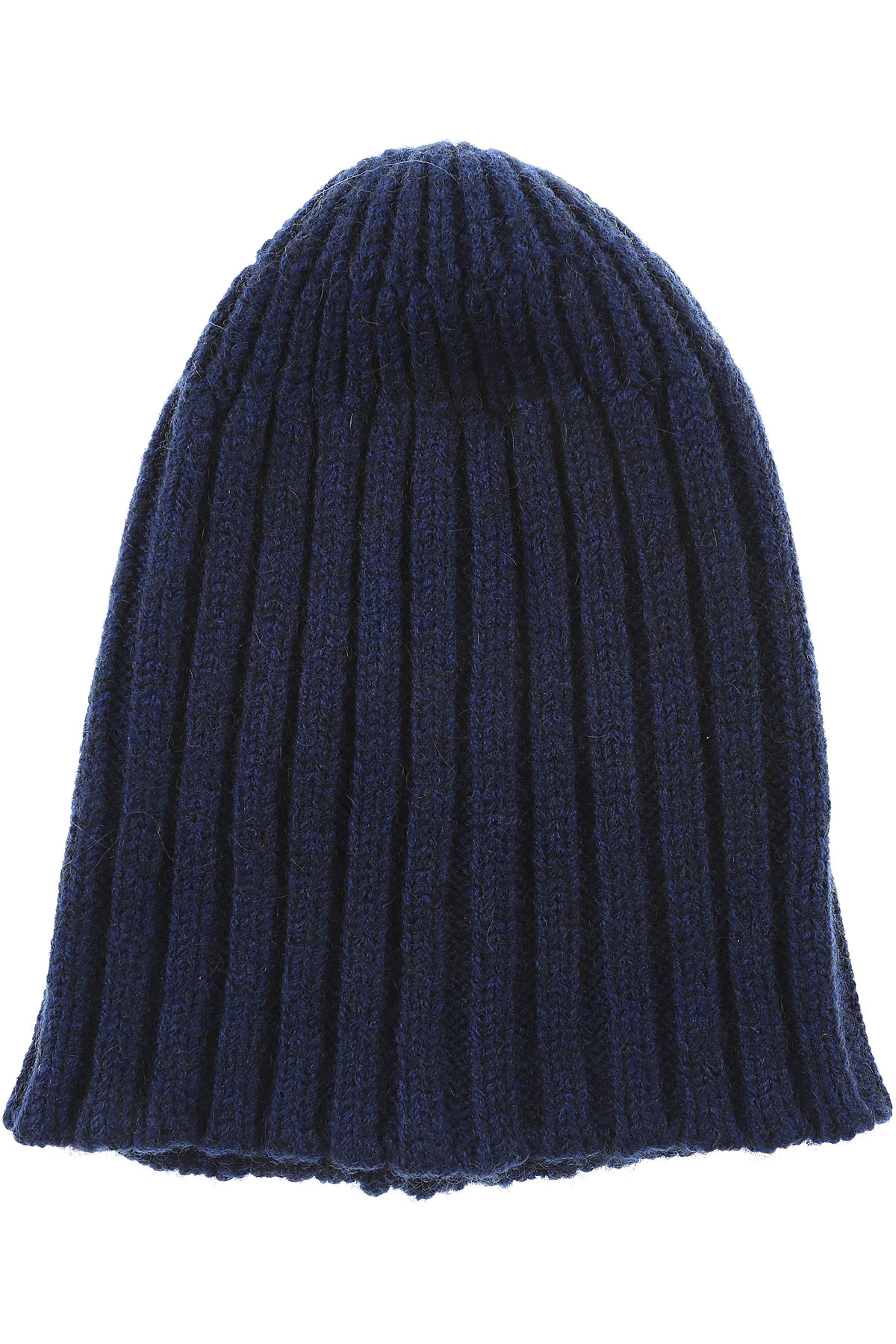 Image of Roberto Collina Hat for Women, Sapphire Blue, Extrafine Merino Wool, 2017