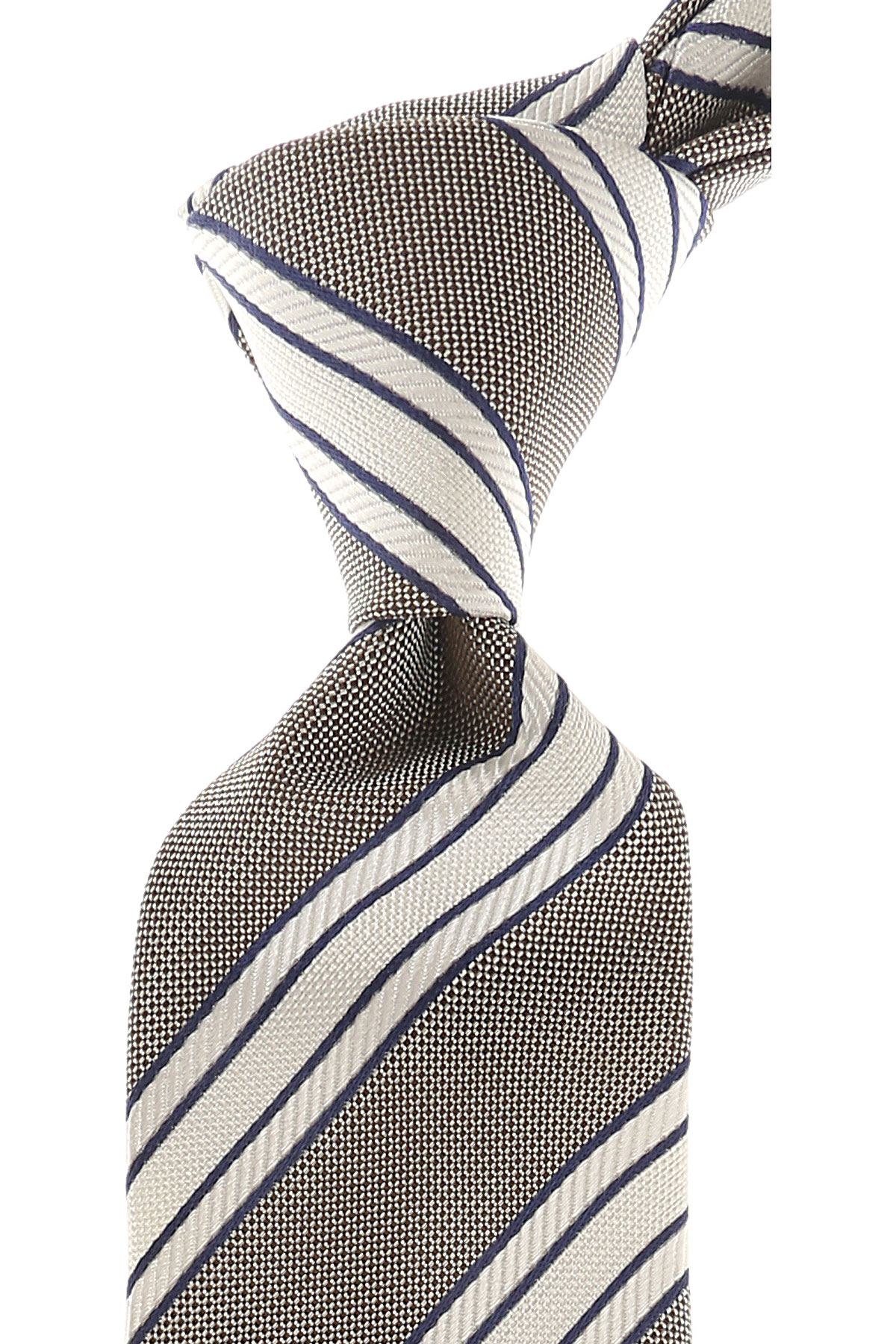 Roda Ties On Sale, Grey Melange, Silk, 2019