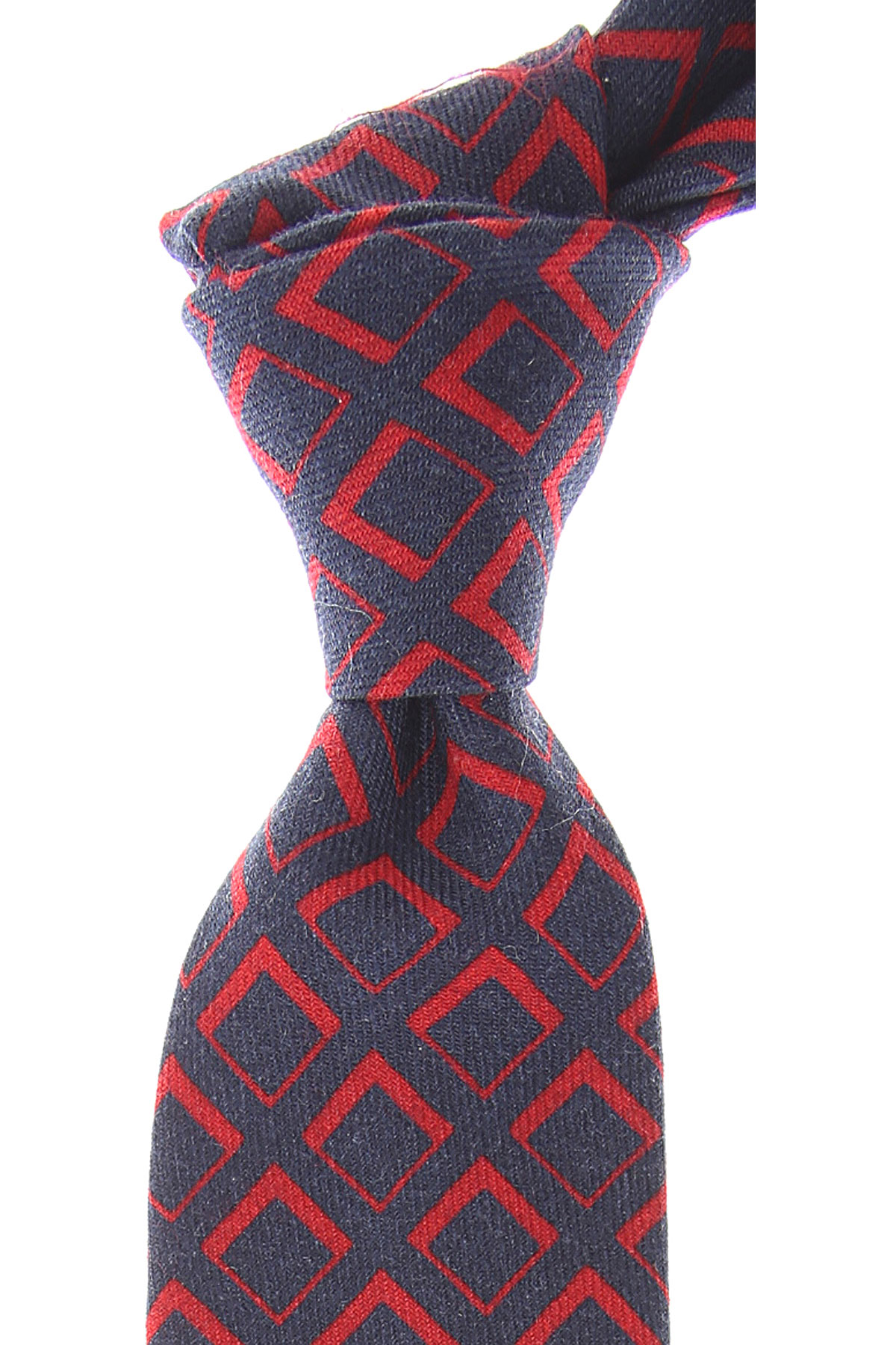 Roda Ties On Sale, Blue Navy, Wool, 2019