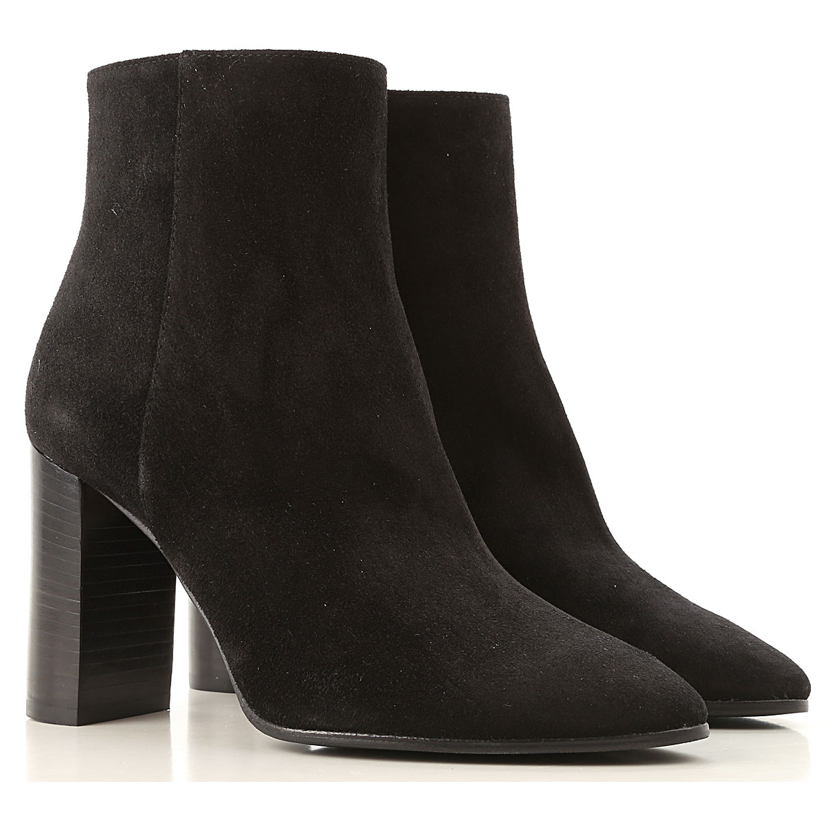 Roberto Festa Boots for Women, Booties On Sale, Black, Suede leather, 2019, 10 6 7 8 9