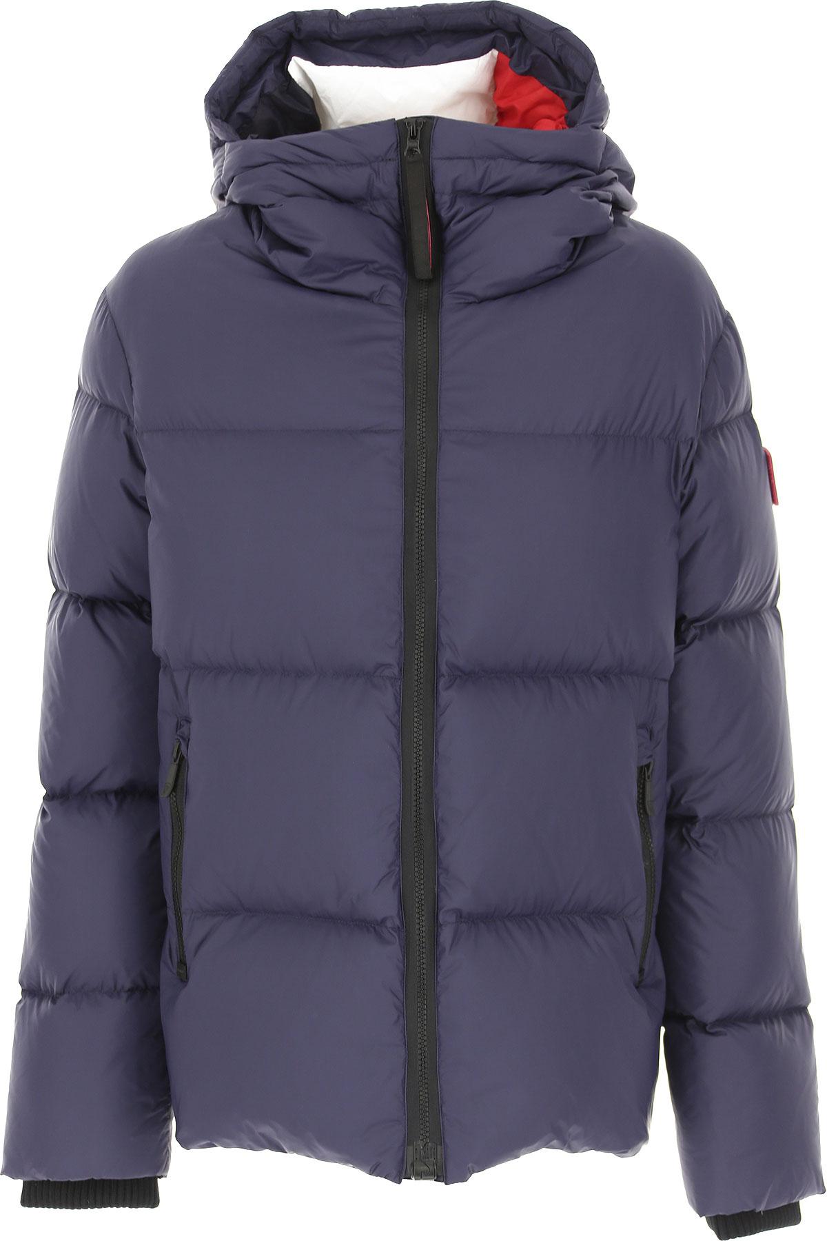Rossignol Down Jacket for Women, Puffer Ski Jacket On Sale, Blue Ink, polyamide, 2019, 4 6 8