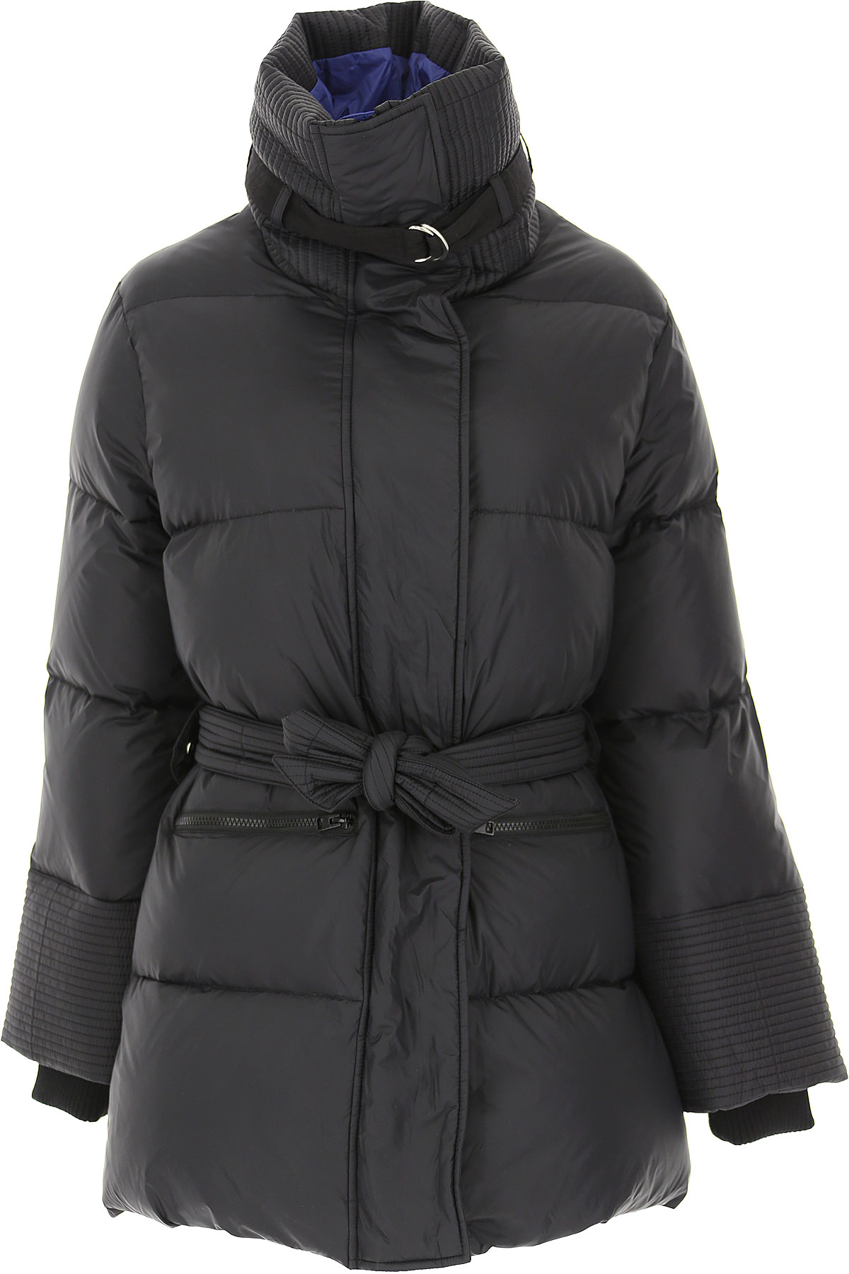 Rossignol Down Jacket for Women, Puffer Ski Jacket On Sale, Black, Down, 2019, 4 6