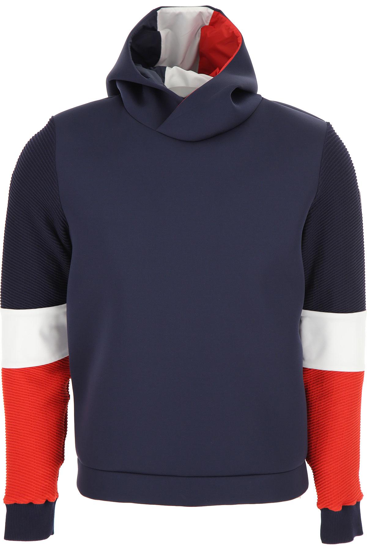 Rossignol Sweatshirt for Men On Sale, Dark Blue, polyester, 2019, L M