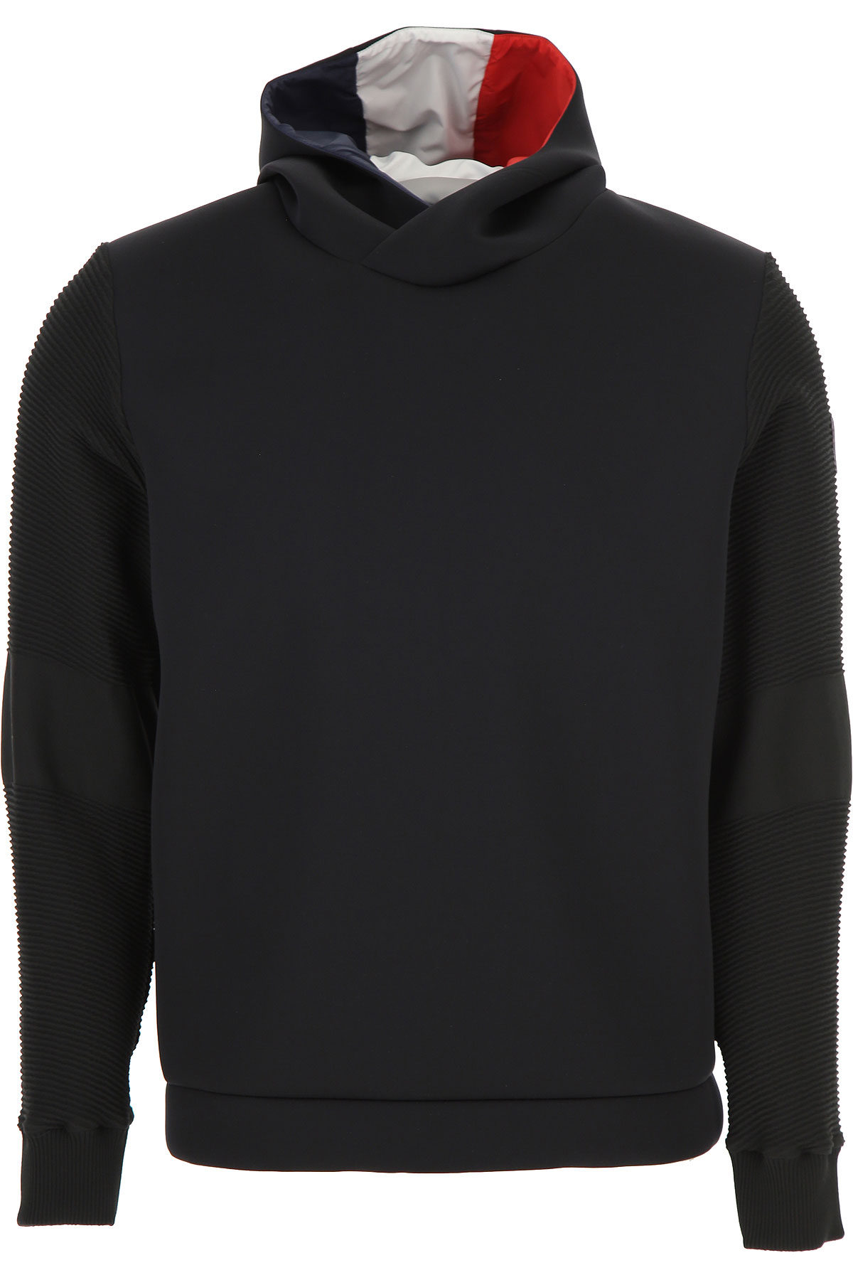 Rossignol Sweatshirt for Men On Sale, Black, polyester, 2019, L M XL