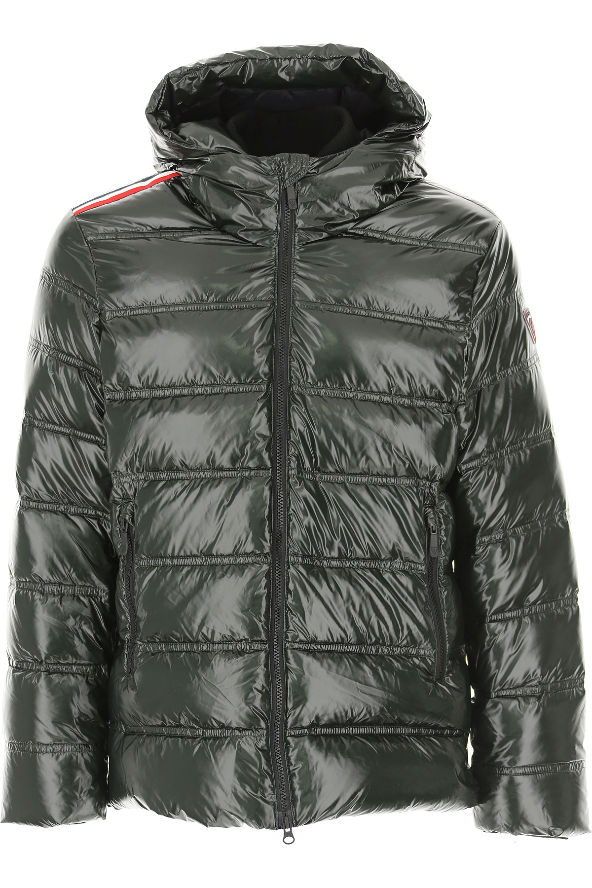 Rossignol Down Jacket for Men, Puffer Ski Jacket On Sale, Forest Green, Down, 2019, L M S