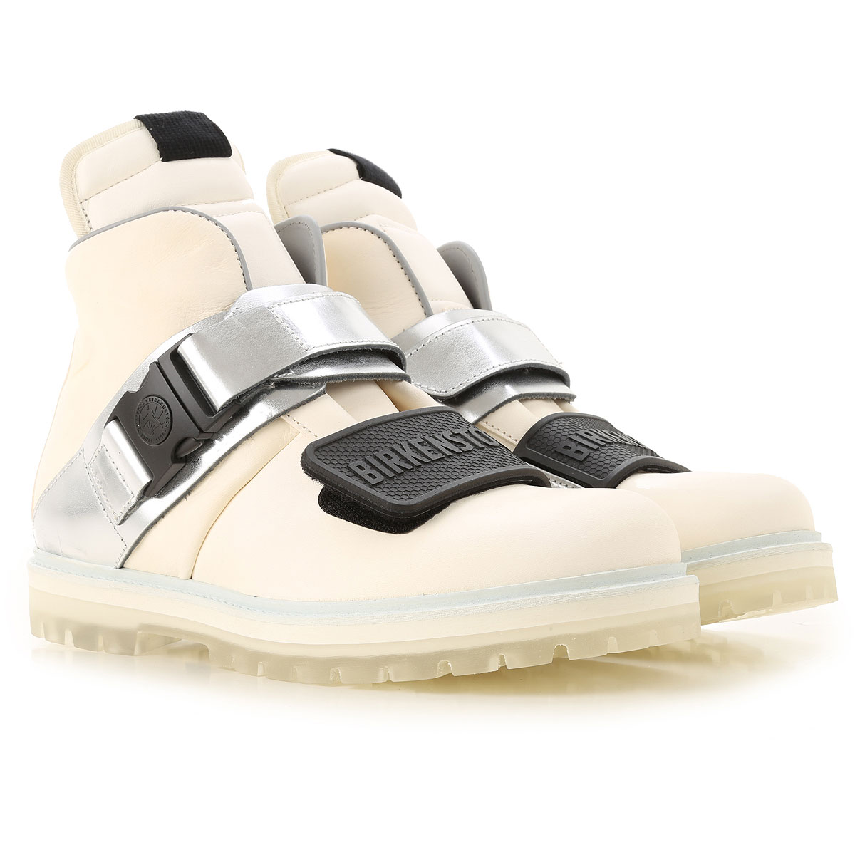 Rick Owens Boots for Men, Booties On Sale in Outlet, Cream, Leather, 2019, 10 10.5 7.5 8 9