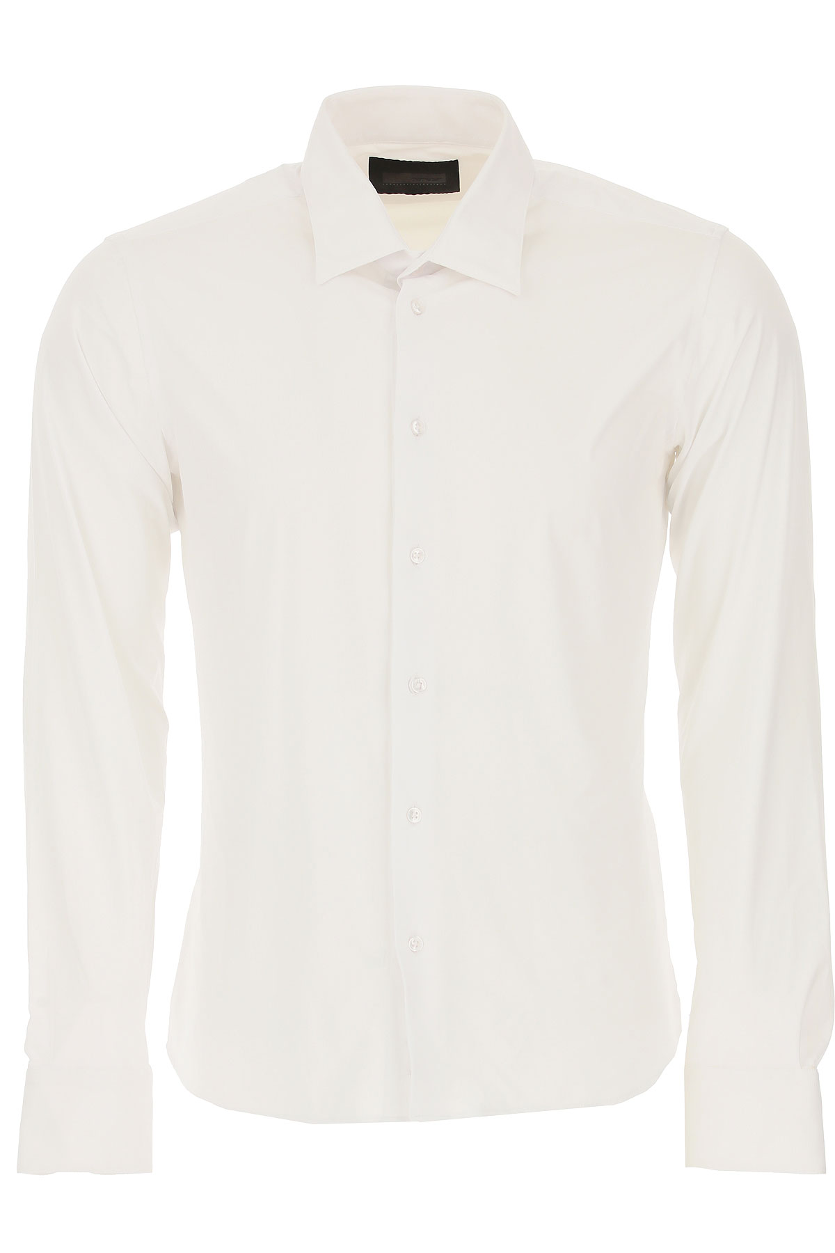 RRD Shirt for Men On Sale, White, polyamide, 2019, L