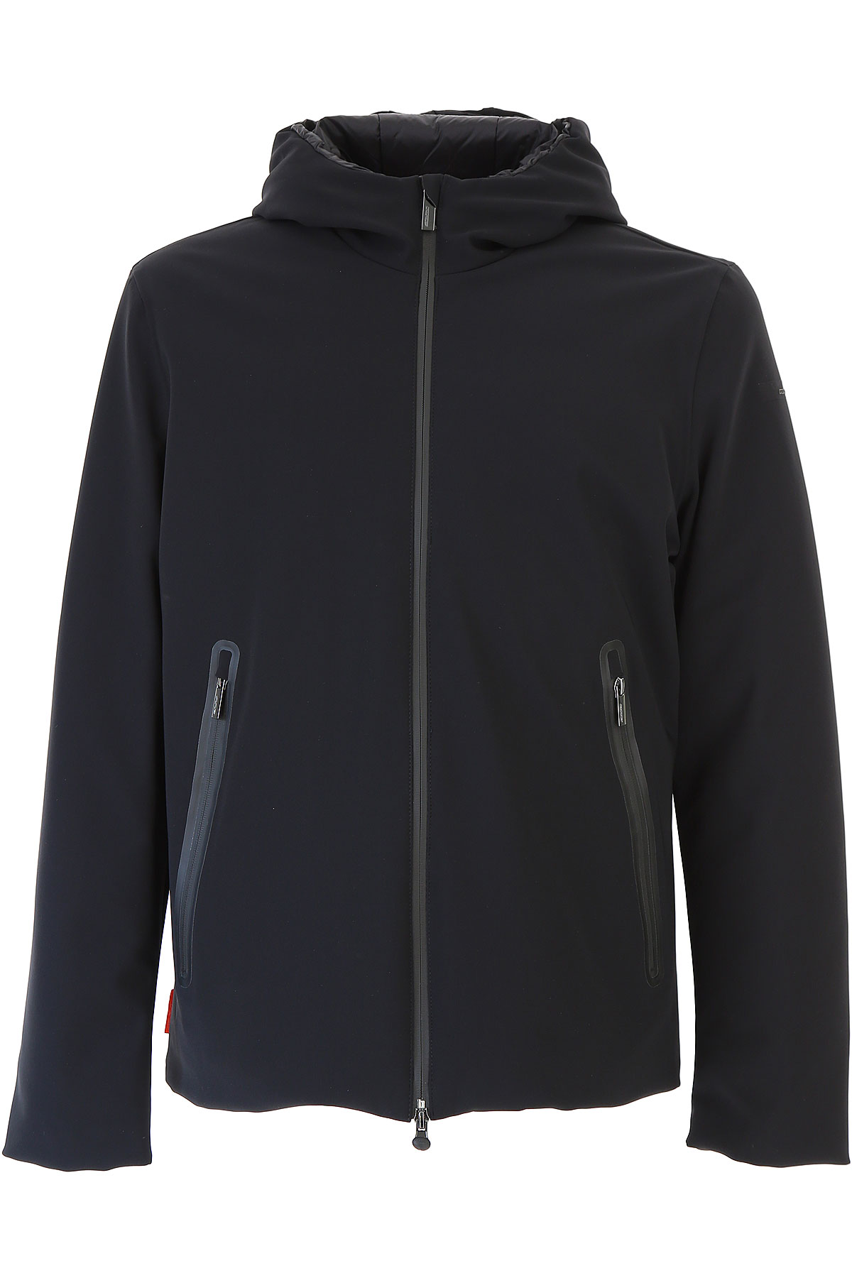 Image of RRD Down Jacket for Men, Puffer Ski Jacket, Black, polyamide, 2017, L M S XL XXL XXXL