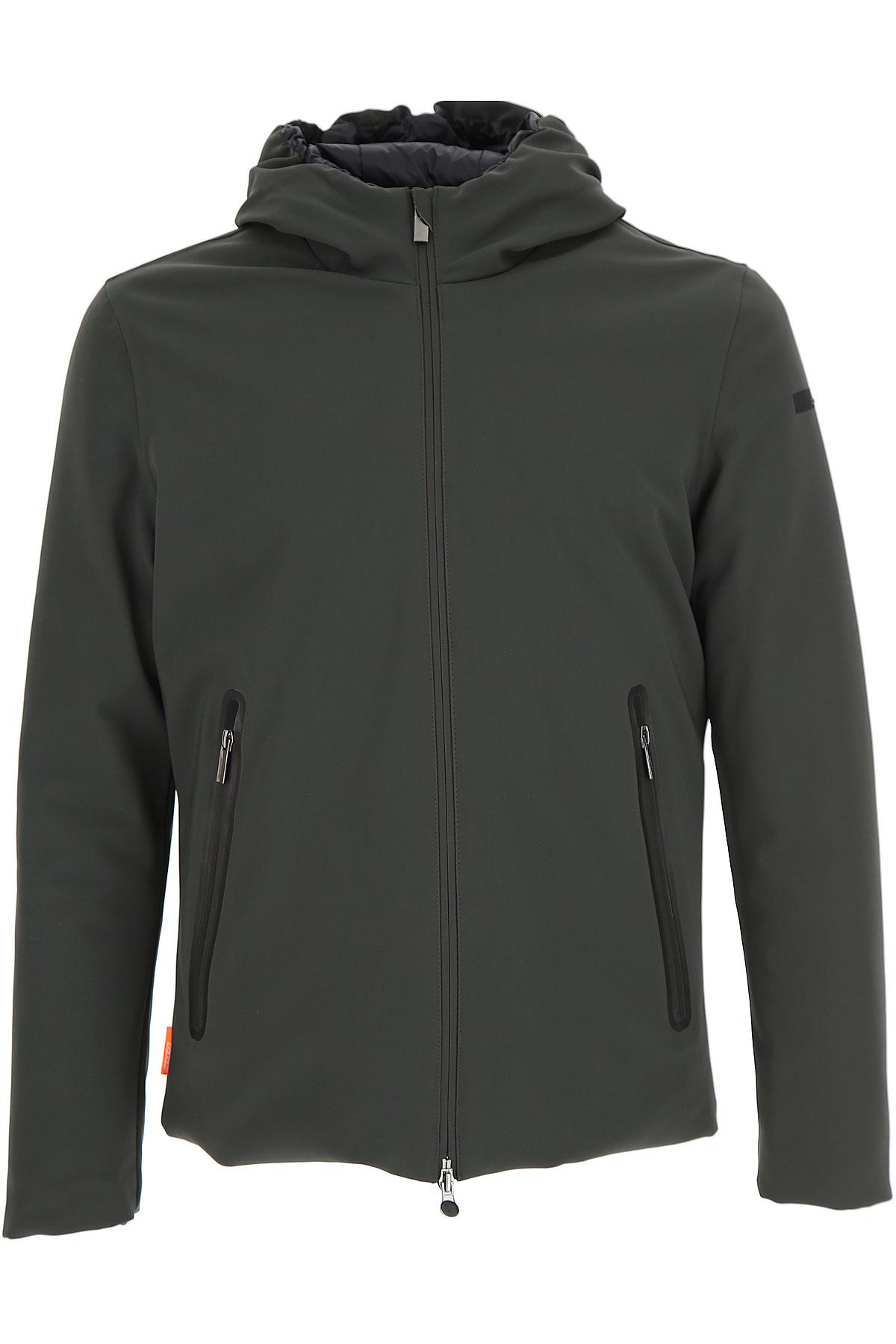 Image of RRD Down Jacket for Men, Puffer Ski Jacket, Asphalt Grey, polyester, 2017, L M S XL