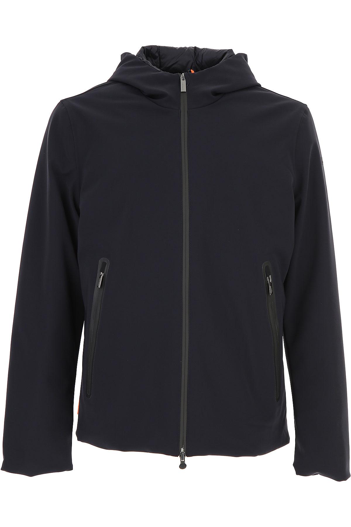 Image of RRD Down Jacket for Men, Puffer Ski Jacket, Blue Ink, polyamide, 2017, L M S XL XXL XXXL