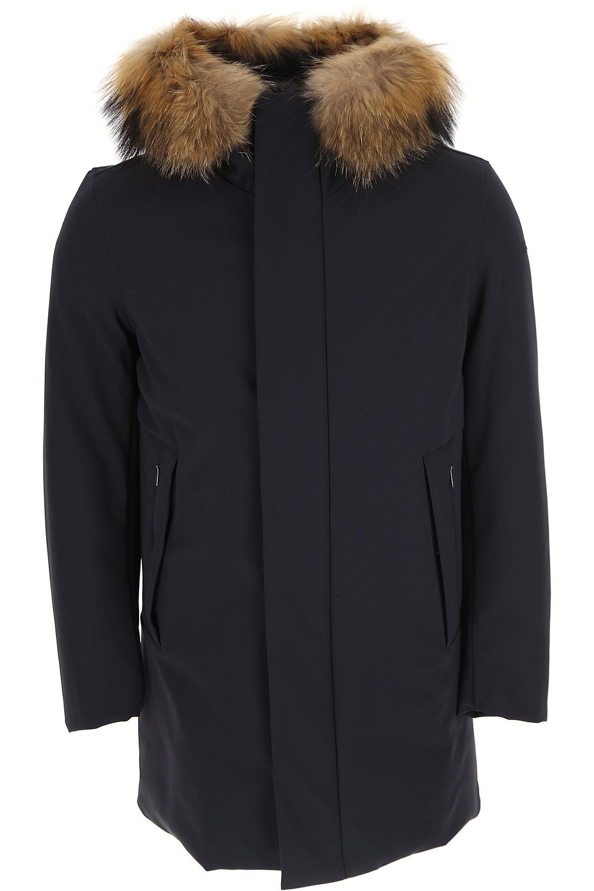 Image of RRD Down Jacket for Men, Puffer Ski Jacket, Ink Blue, Down, 2017, L M XL XXL
