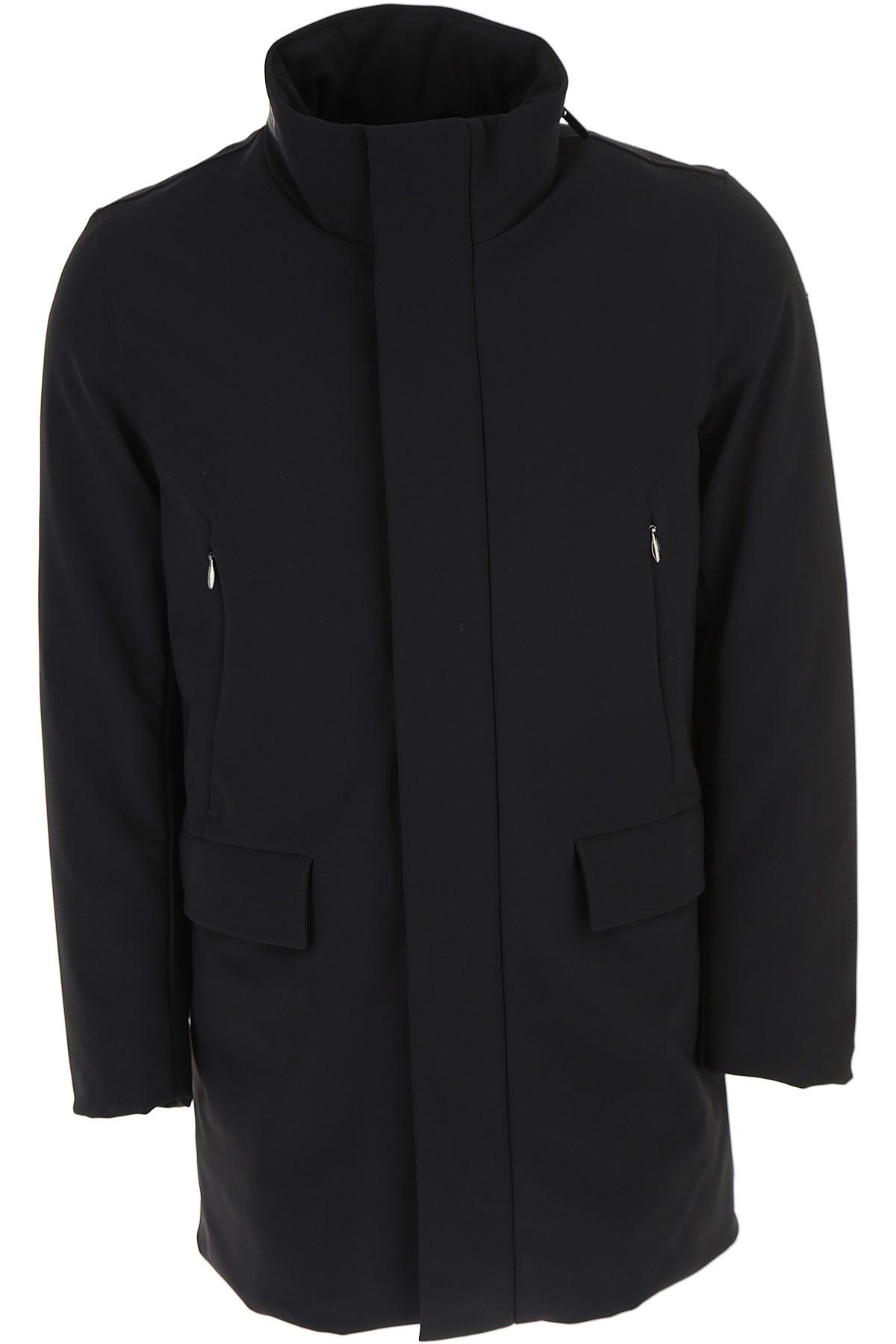 Image of RRD Down Jacket for Men, Puffer Ski Jacket, Black, polyester, 2017, L M XL XXL